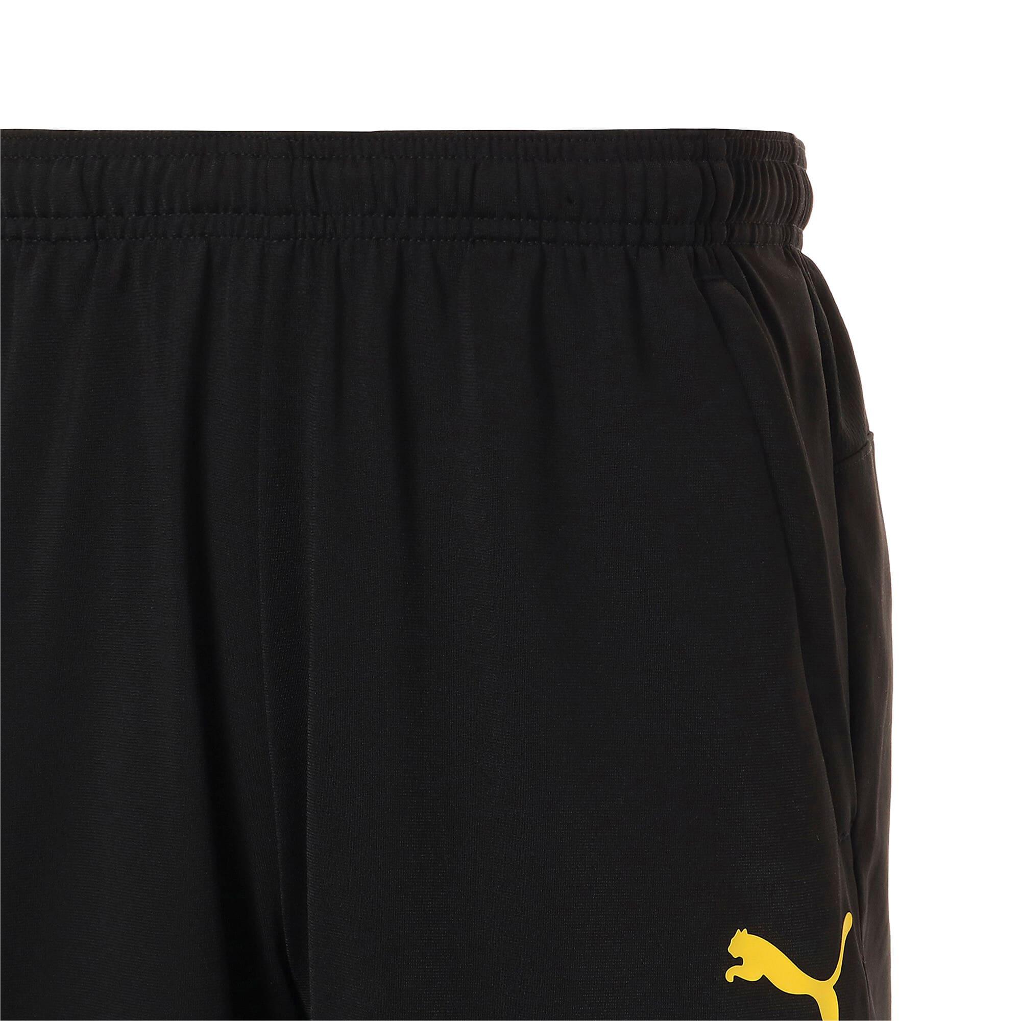 Thumbnail 8 of ドルトムント BVB トレーニング パンツ, Puma Black-Cyber Yellow, medium-JPN