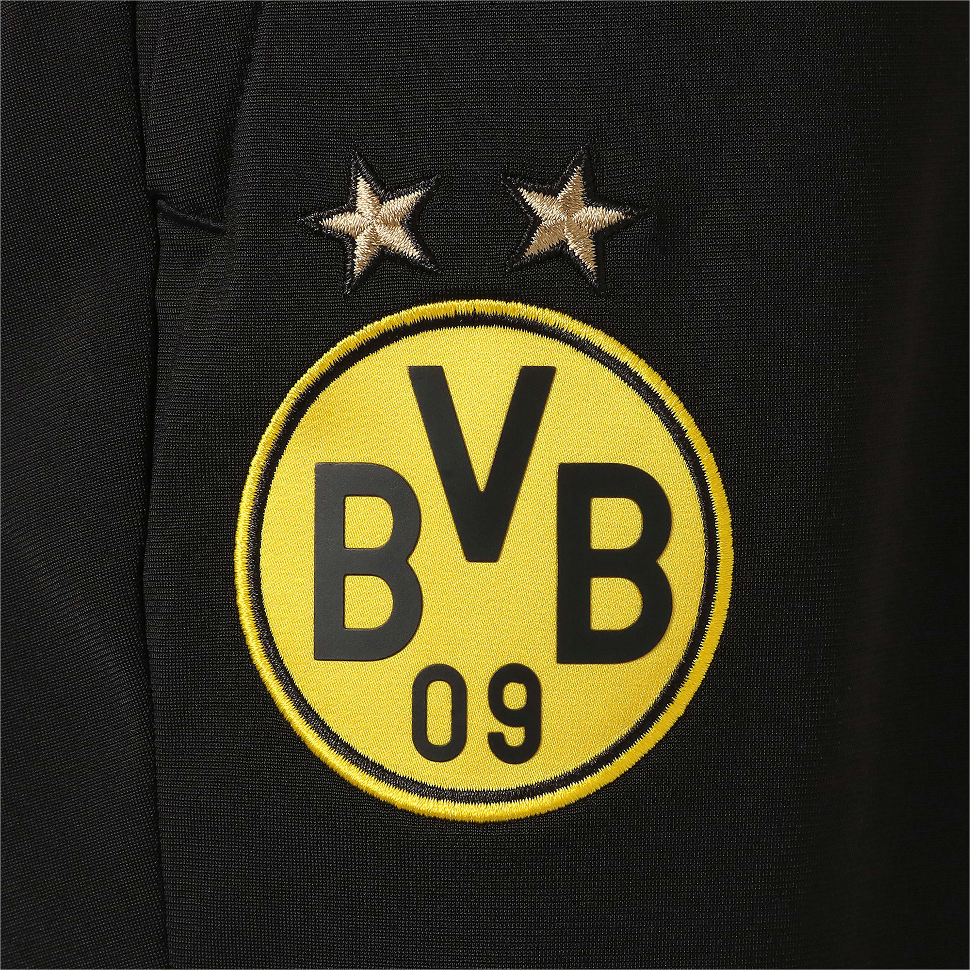 Thumbnail 10 of ドルトムント BVB トレーニング パンツ, Puma Black-Cyber Yellow, medium-JPN