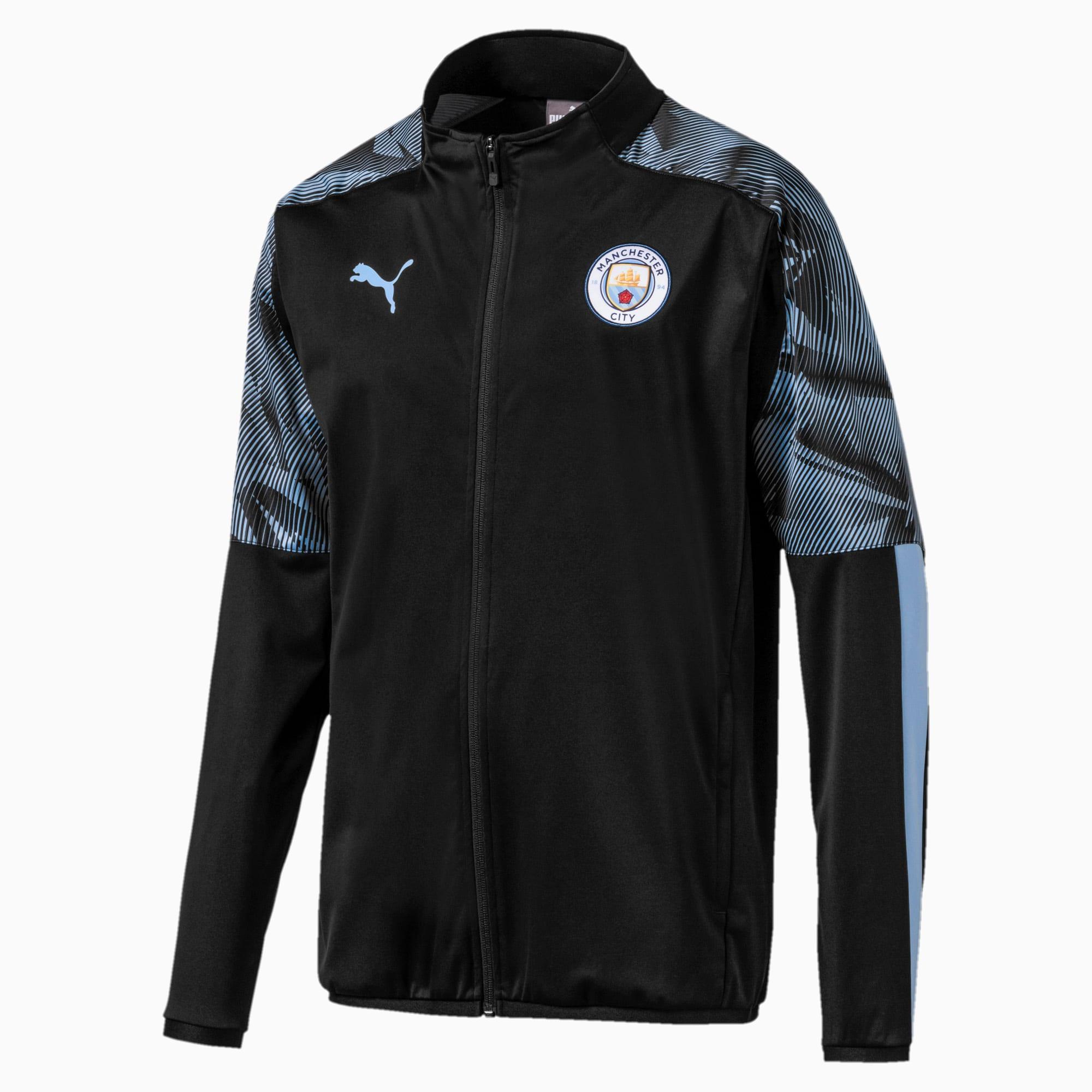 Giacca con zip integrale Manchester City uomo