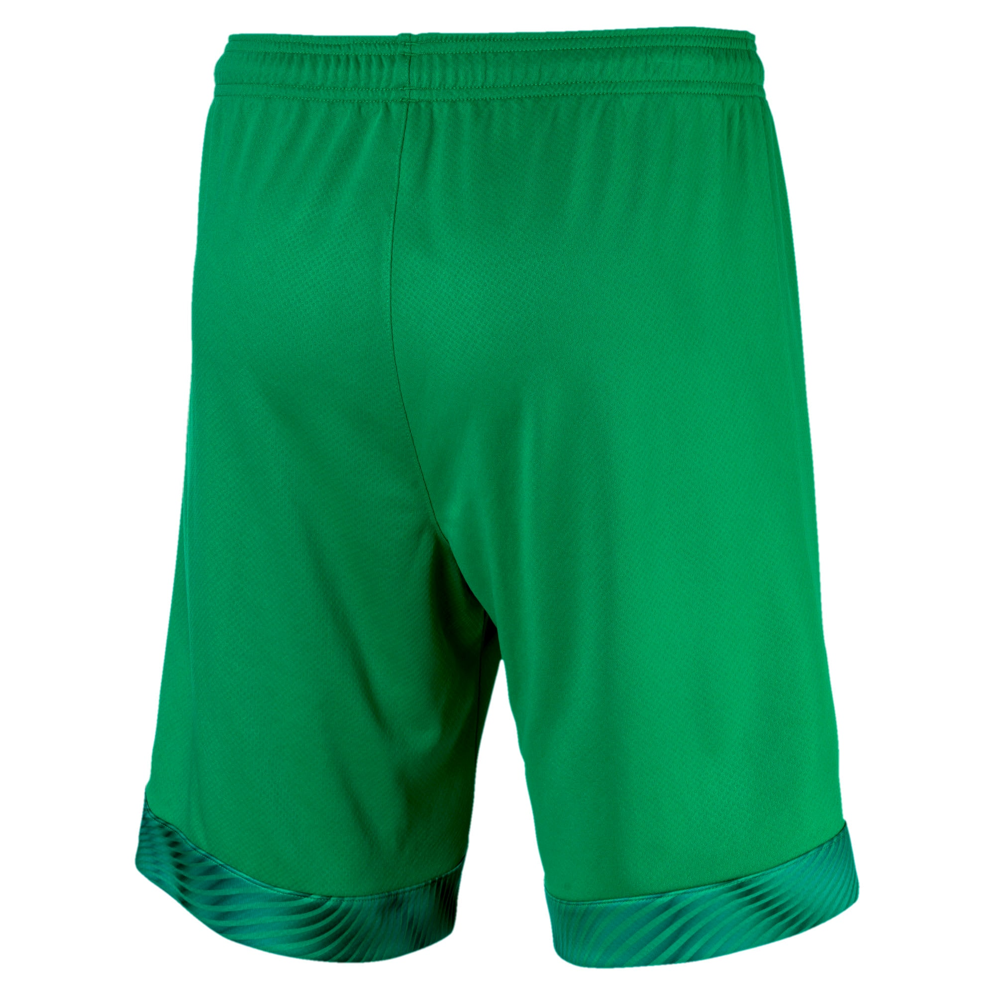 Thumbnail 2 of BVB Men's Replica Goalkeeper Shorts, Bright Green, medium