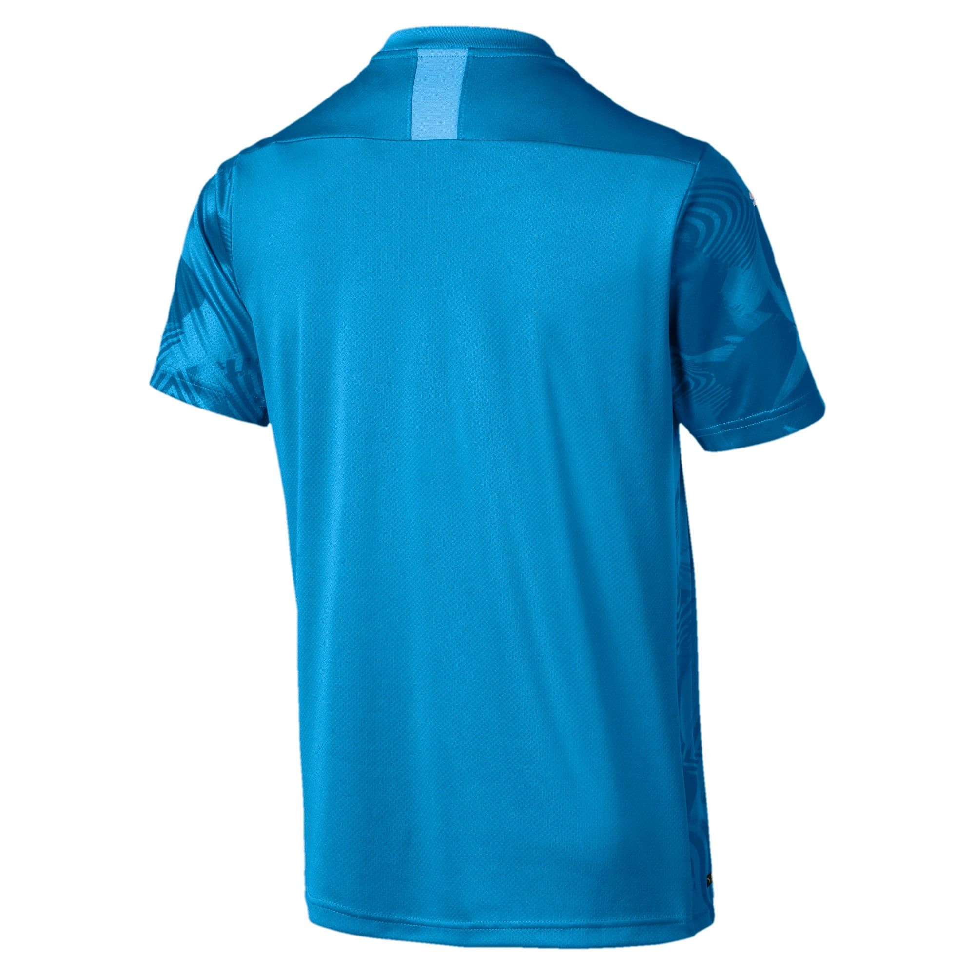 Thumbnail 2 of Valencia CF Third Replica Men's Shirt, Bleu Azur-Indigo Bunting, medium