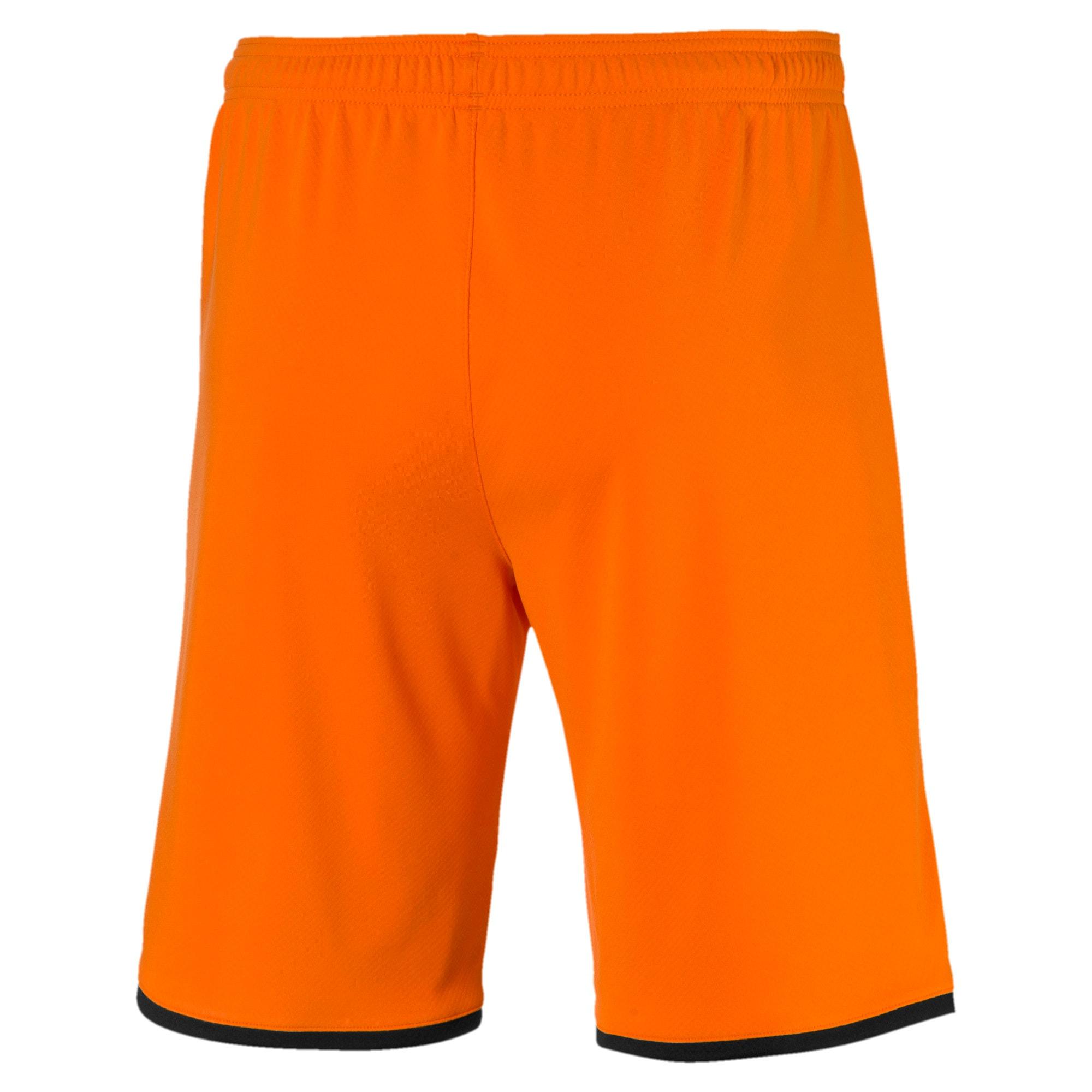 Thumbnail 2 of Valencia CF Men's Replica Shorts, Vibrant Orange-Puma Black, medium