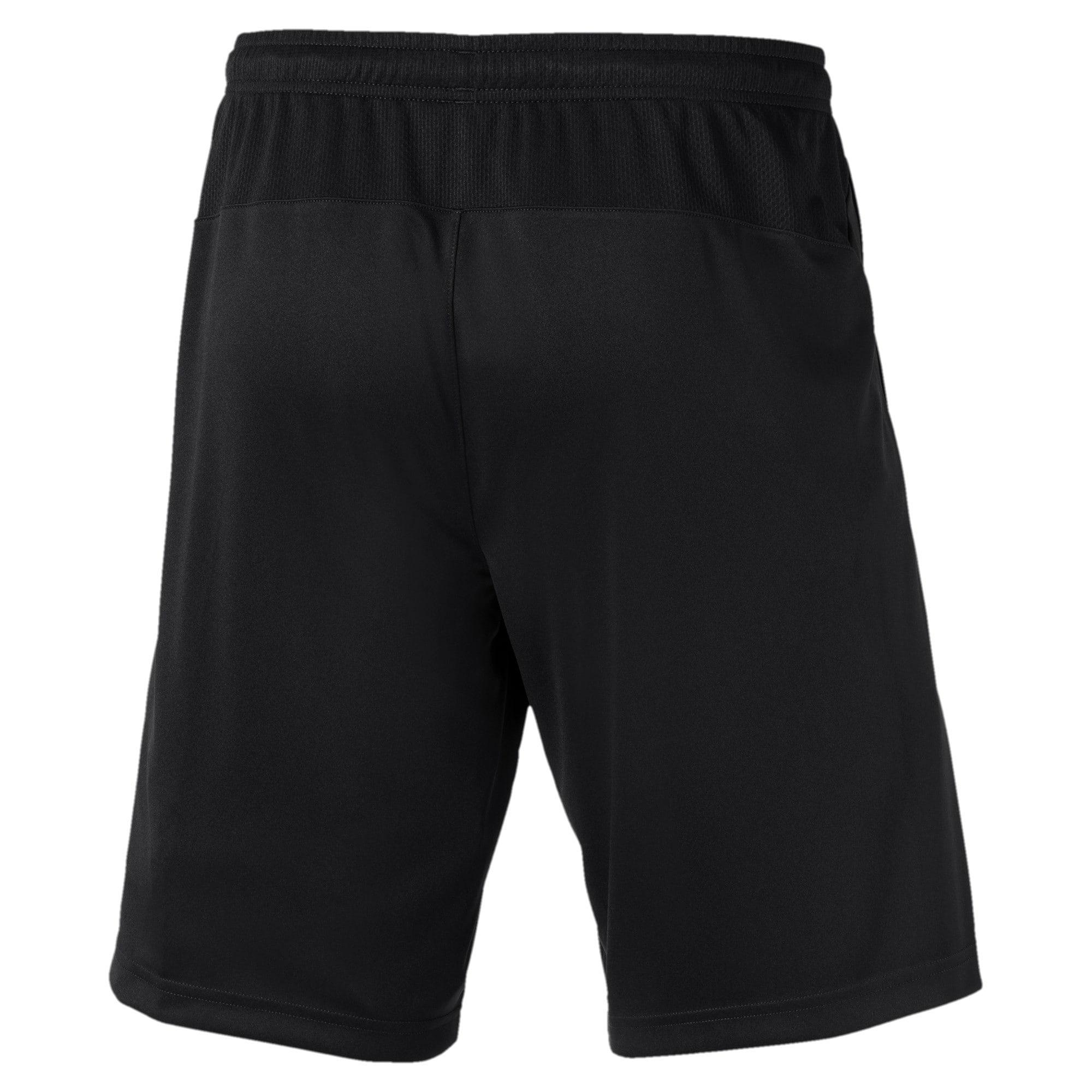 Thumbnail 2 of Valencia CF Men's Training Shorts, Puma Black-Puma White, medium