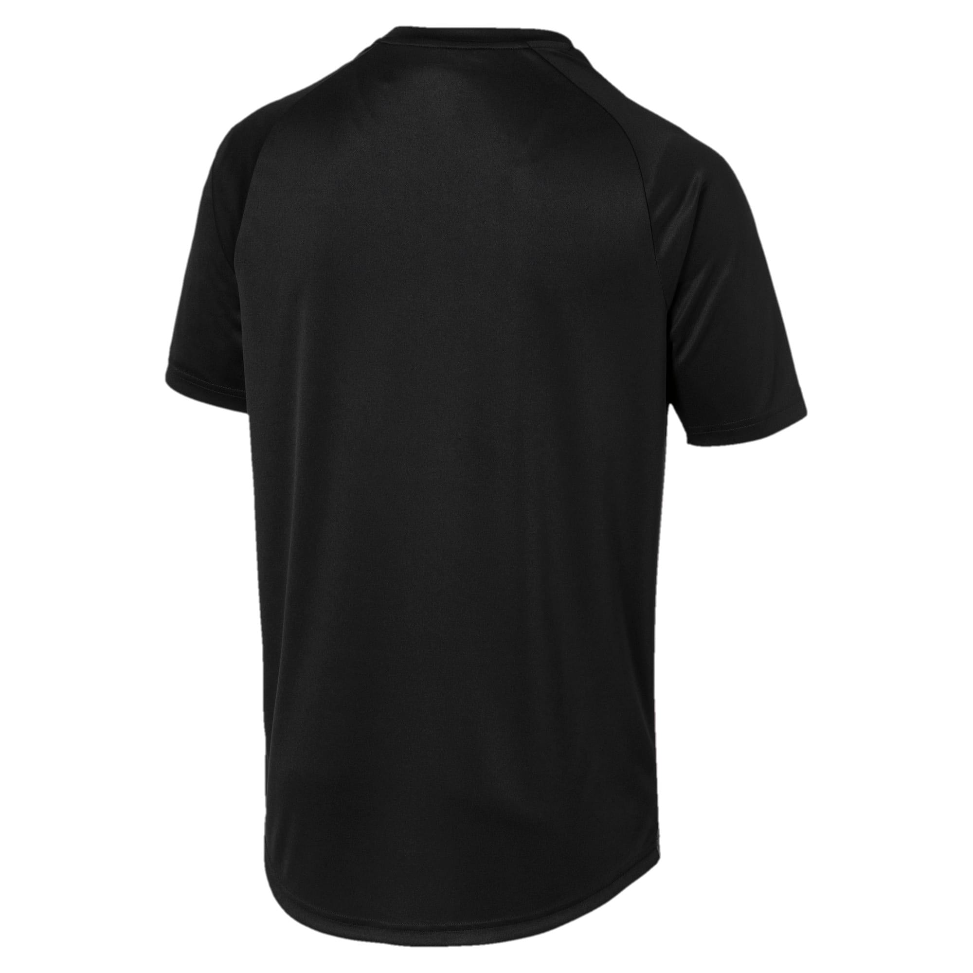 Thumbnail 2 of Man City Men's International Stadium Short Sleeve Jersey, Puma Black-Georgia Peach, medium