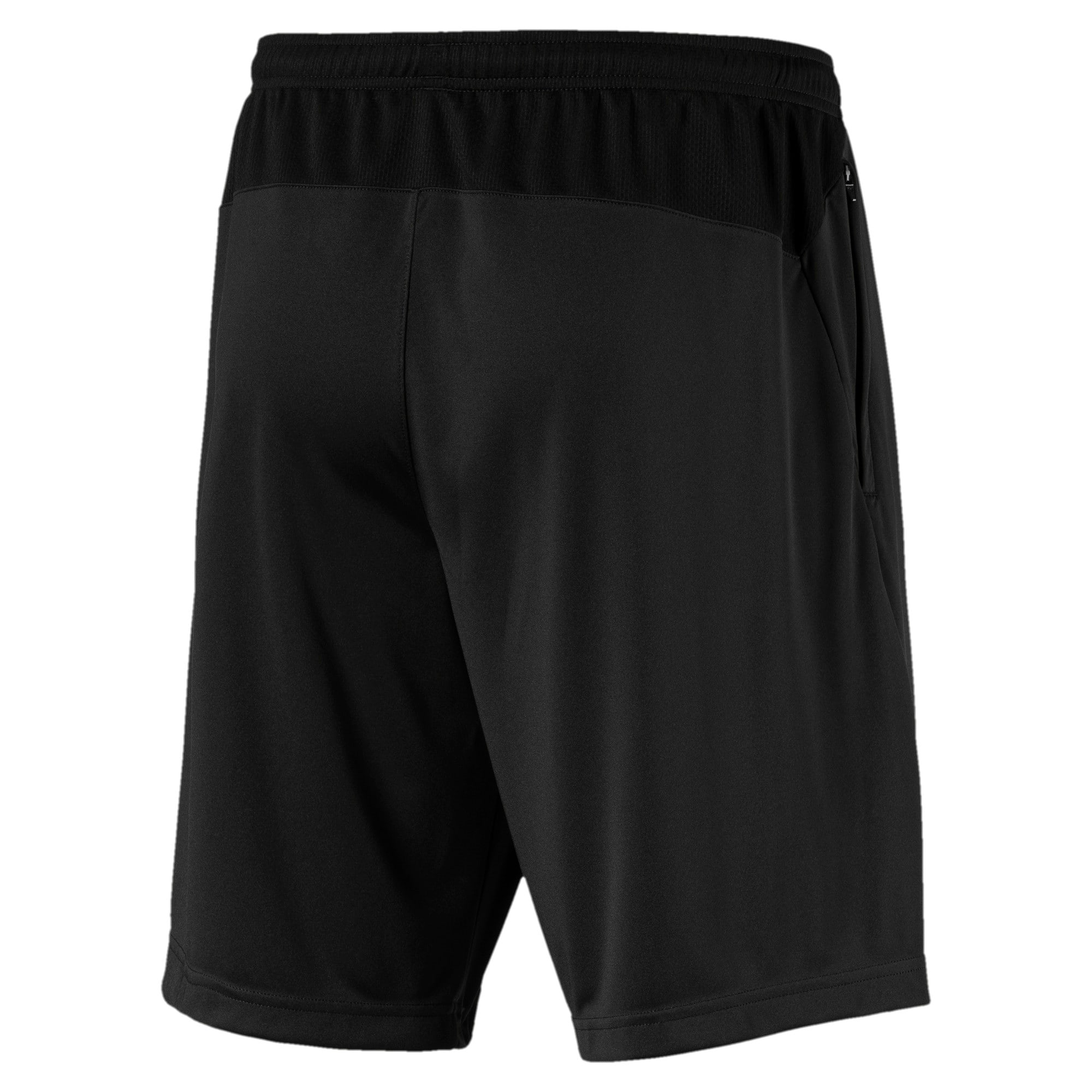 Thumbnail 5 of AC Milan Men's Training Shorts, Puma Black, medium