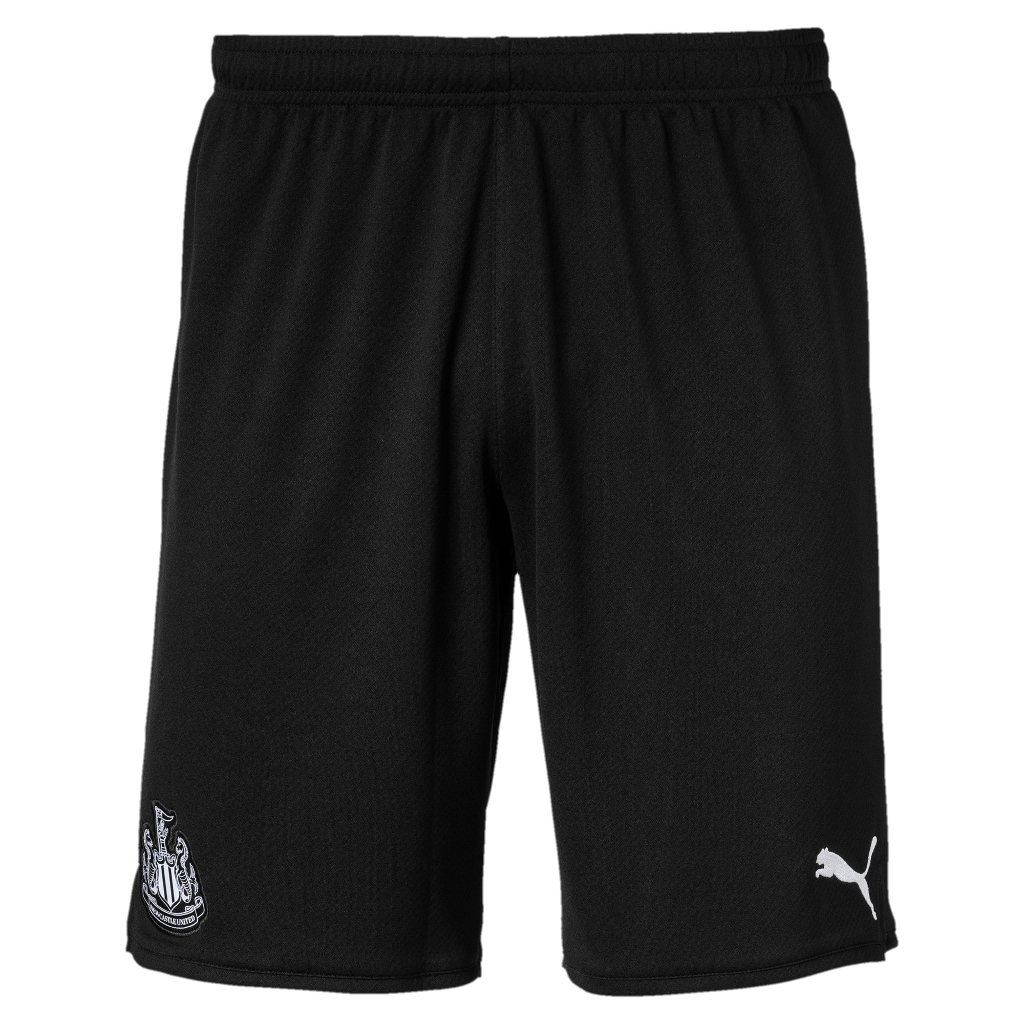 Thumbnail 1 of Newcastle United FC Men's Replica Shorts, Puma Black, medium