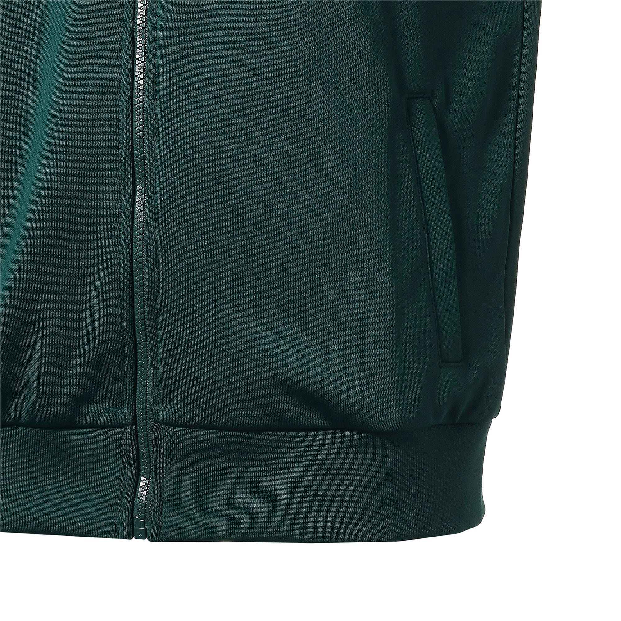 Thumbnail 6 of FIGC イタリア ICONIC MCS トラックジャケット, Ponderosa Pine-Peacoat, medium-JPN