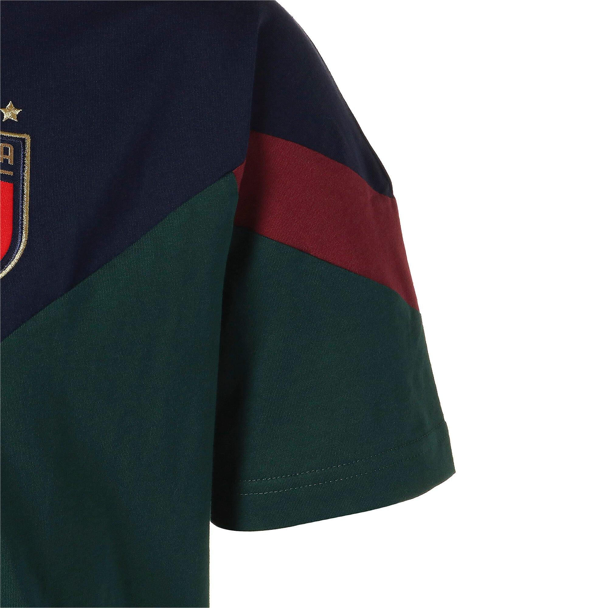 Thumbnail 5 of FIGC イタリア ICONIC MCS Tシャツ 半袖, Ponderosa Pine-peacoat, medium-JPN