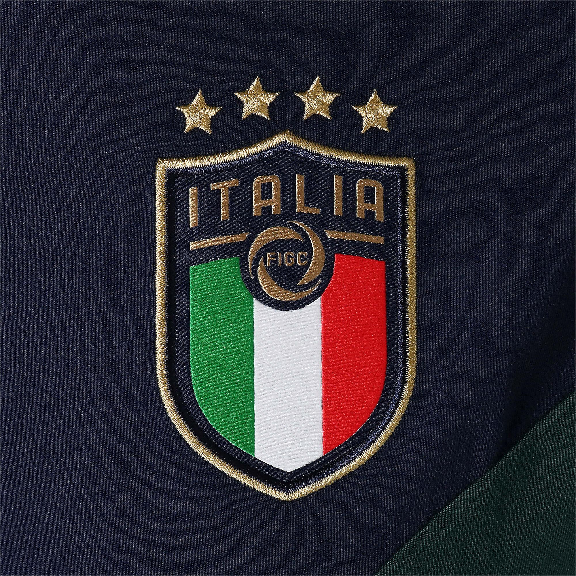 Thumbnail 7 of FIGC イタリア ICONIC MCS Tシャツ 半袖, Ponderosa Pine-peacoat, medium-JPN