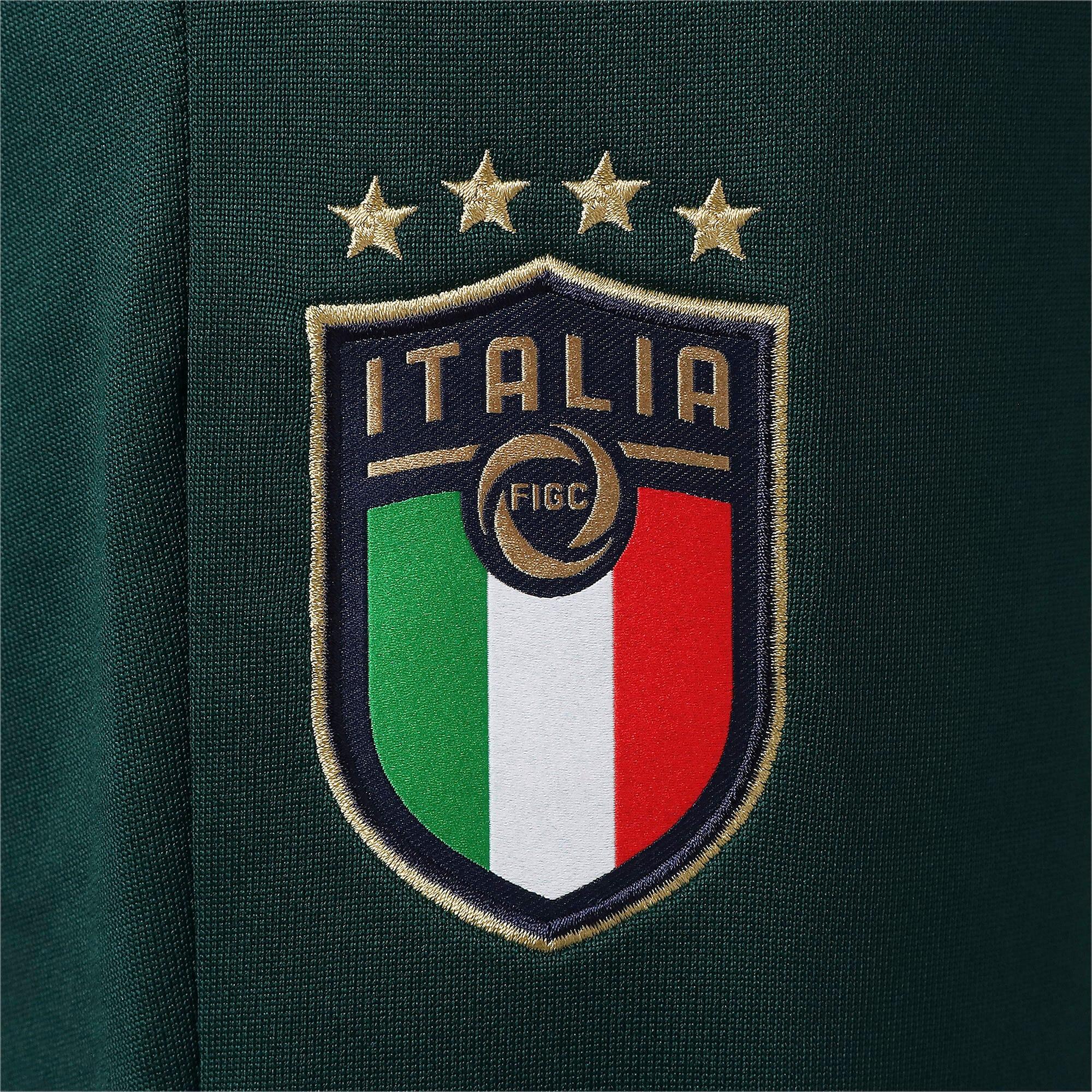 Thumbnail 8 of FIGC イタリア ICONIC MCS トラックパンツ, Ponderosa Pine-Peacoat, medium-JPN