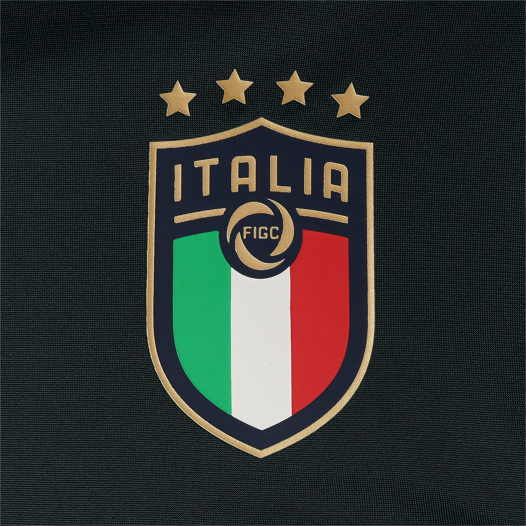 Thumbnail 8 of FIGC イタリア トレーニング ジャケット, Ponderosa Pine-Peacoat, medium-JPN