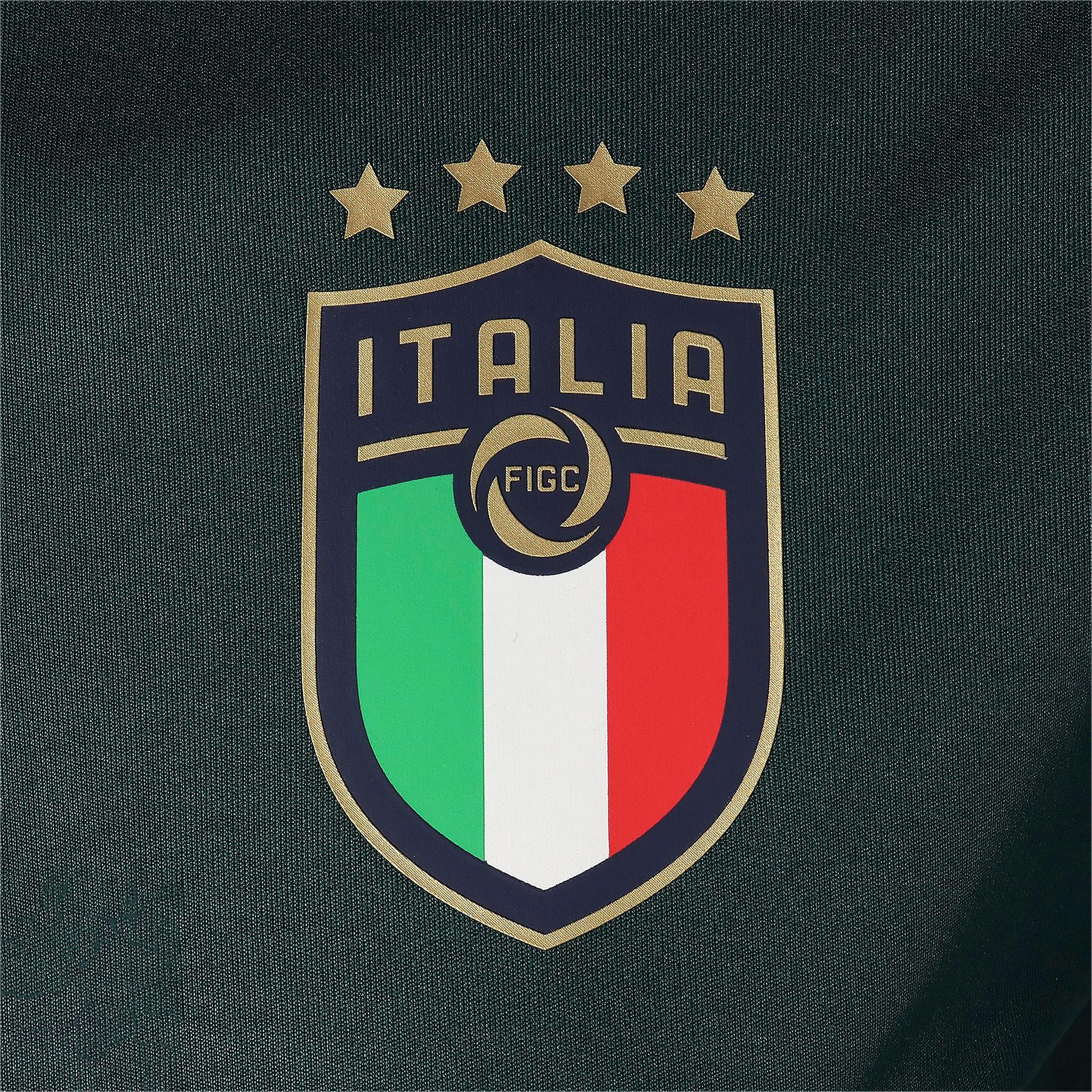 Thumbnail 7 of FIGC イタリア トレーニング シャツ, Ponderosa Pine-Peacoat, medium-JPN