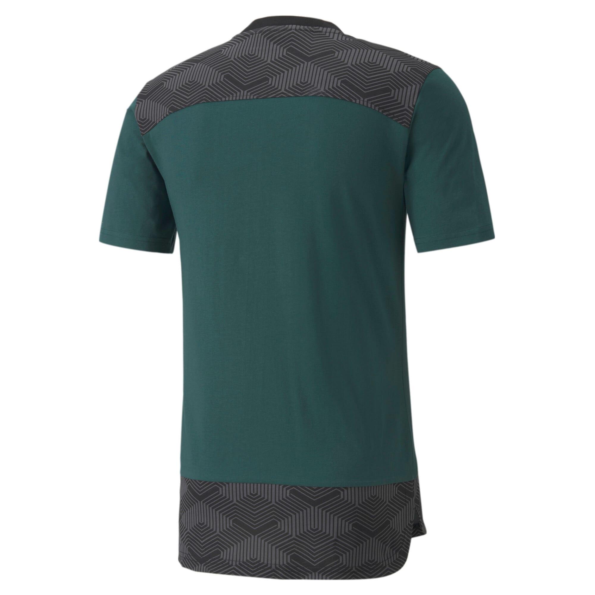 Thumbnail 3 of FIGC イタリア カジュアル Tシャツ 半袖, Ponderosa Pine-Peacoat, medium-JPN