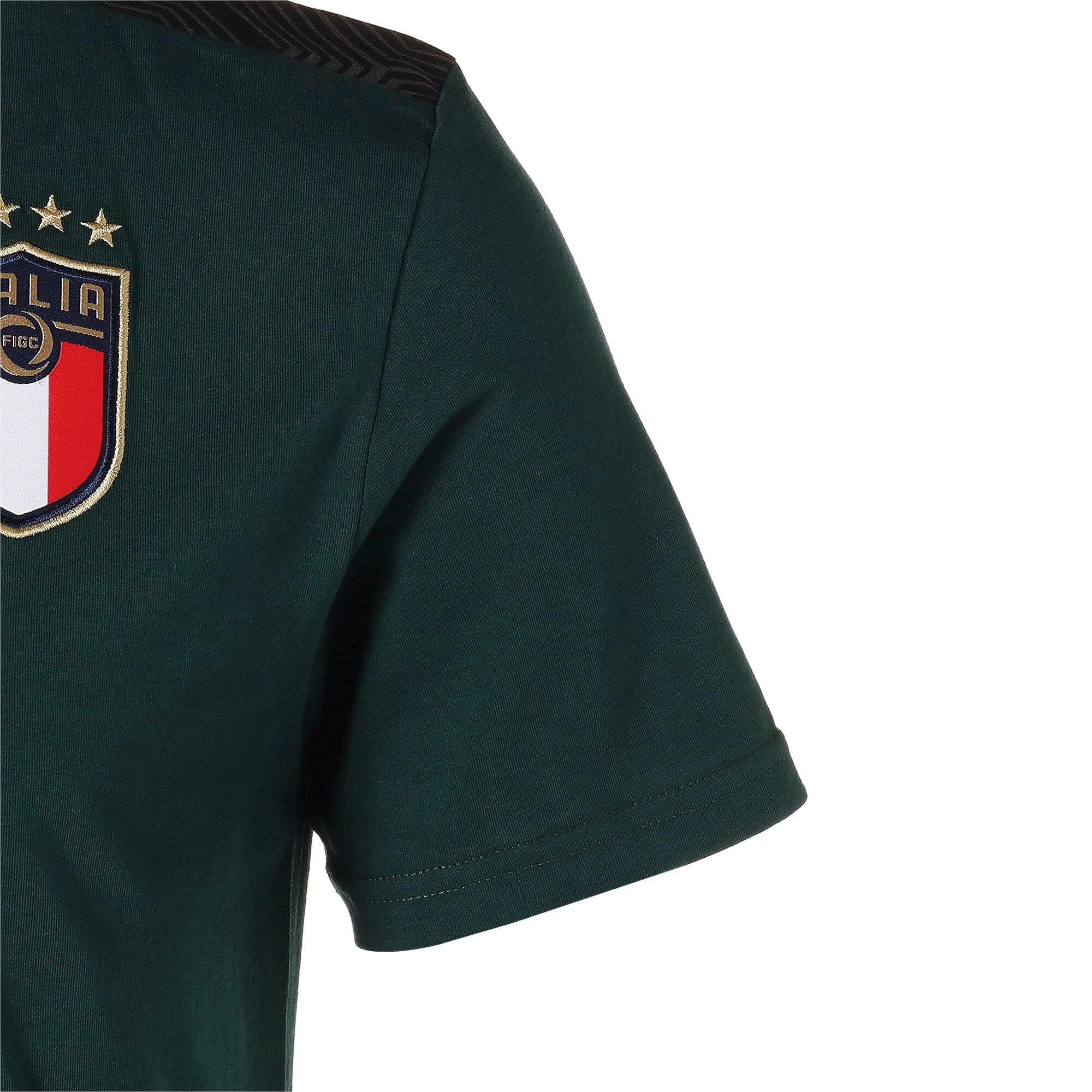 Thumbnail 5 of FIGC イタリア カジュアル Tシャツ 半袖, Ponderosa Pine-Peacoat, medium-JPN