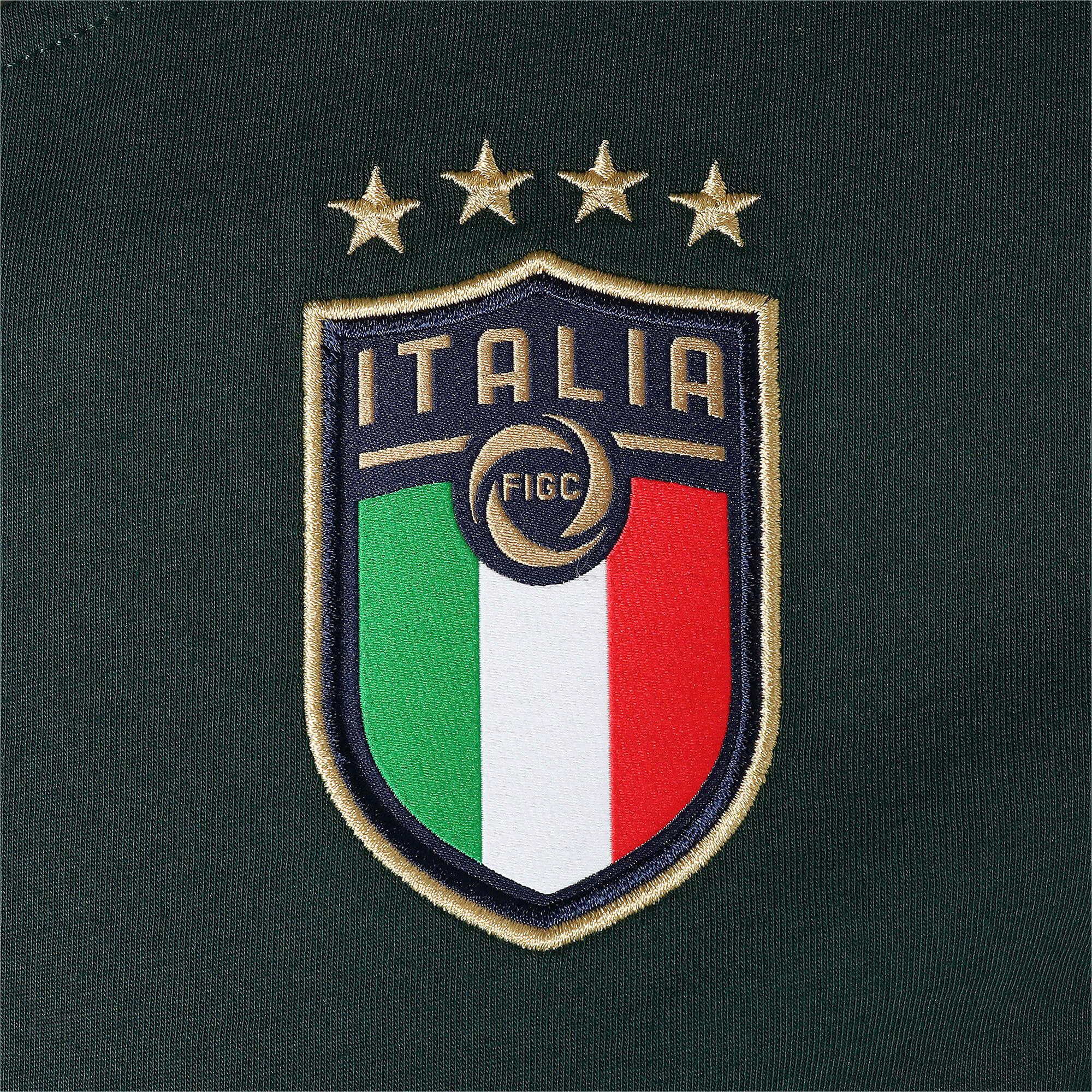 Thumbnail 7 of FIGC イタリア カジュアル Tシャツ 半袖, Ponderosa Pine-Peacoat, medium-JPN