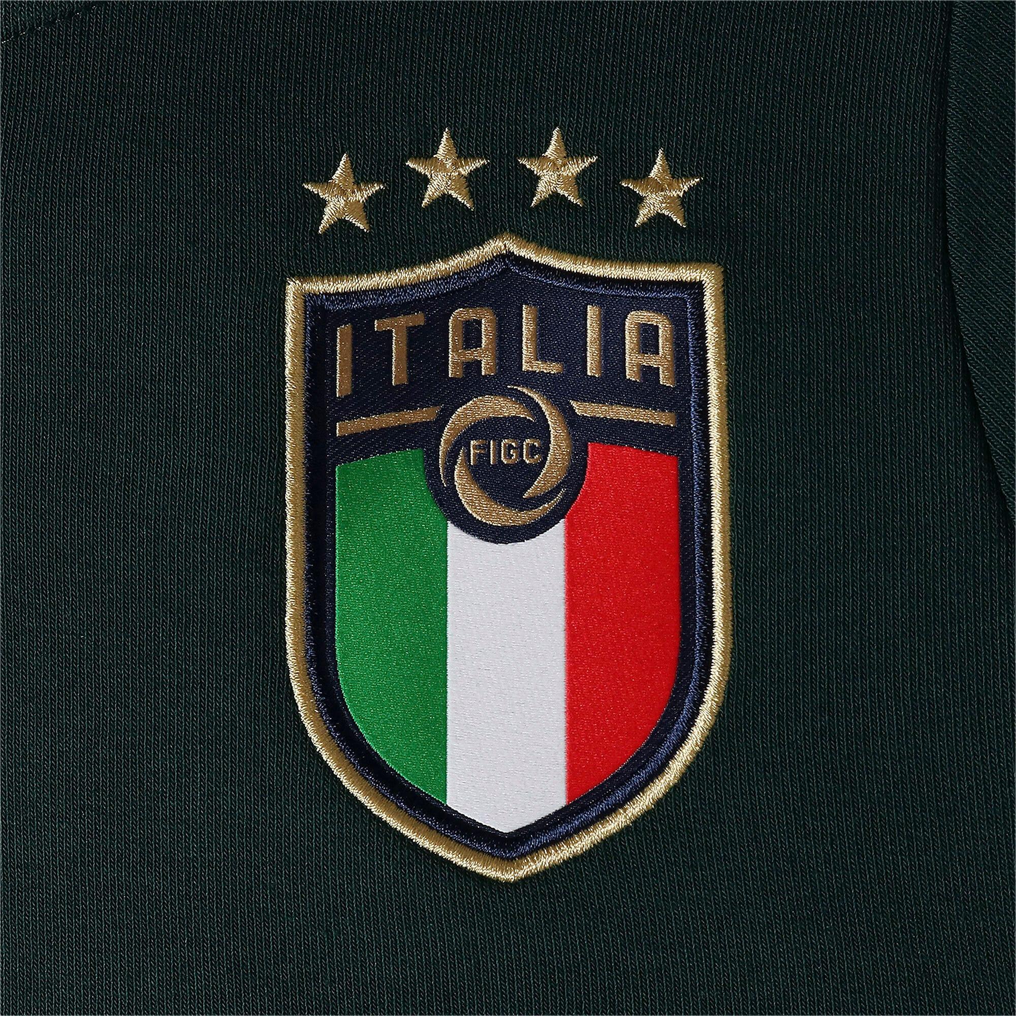 Thumbnail 8 of FIGC イタリア カジュアル フーディー, Ponderosa Pine-Peacoat, medium-JPN