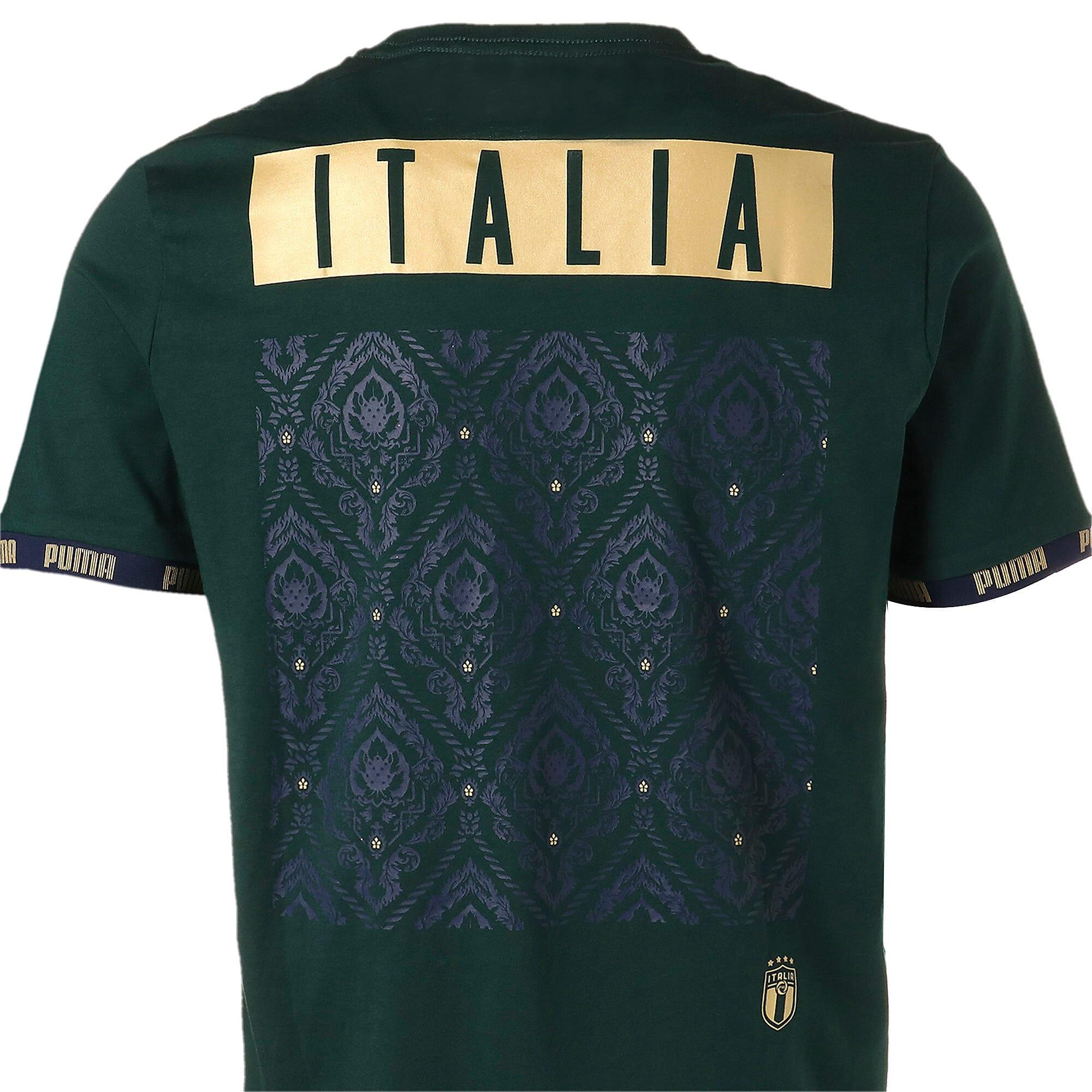 Thumbnail 8 of FIGC イタリア FTBL CULTURE Tシャツ 半袖, Ponderosa Pine, medium-JPN