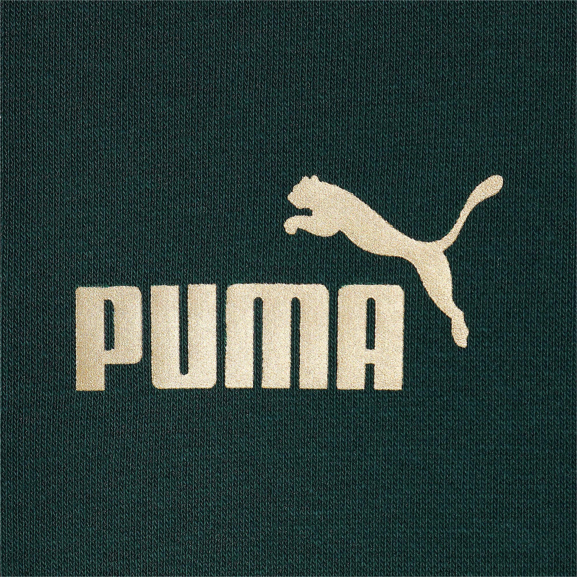 Thumbnail 4 of FIGC イタリア FTBL CULTURE クルースウェット, Ponderosa Pine-Team Gold, medium-JPN