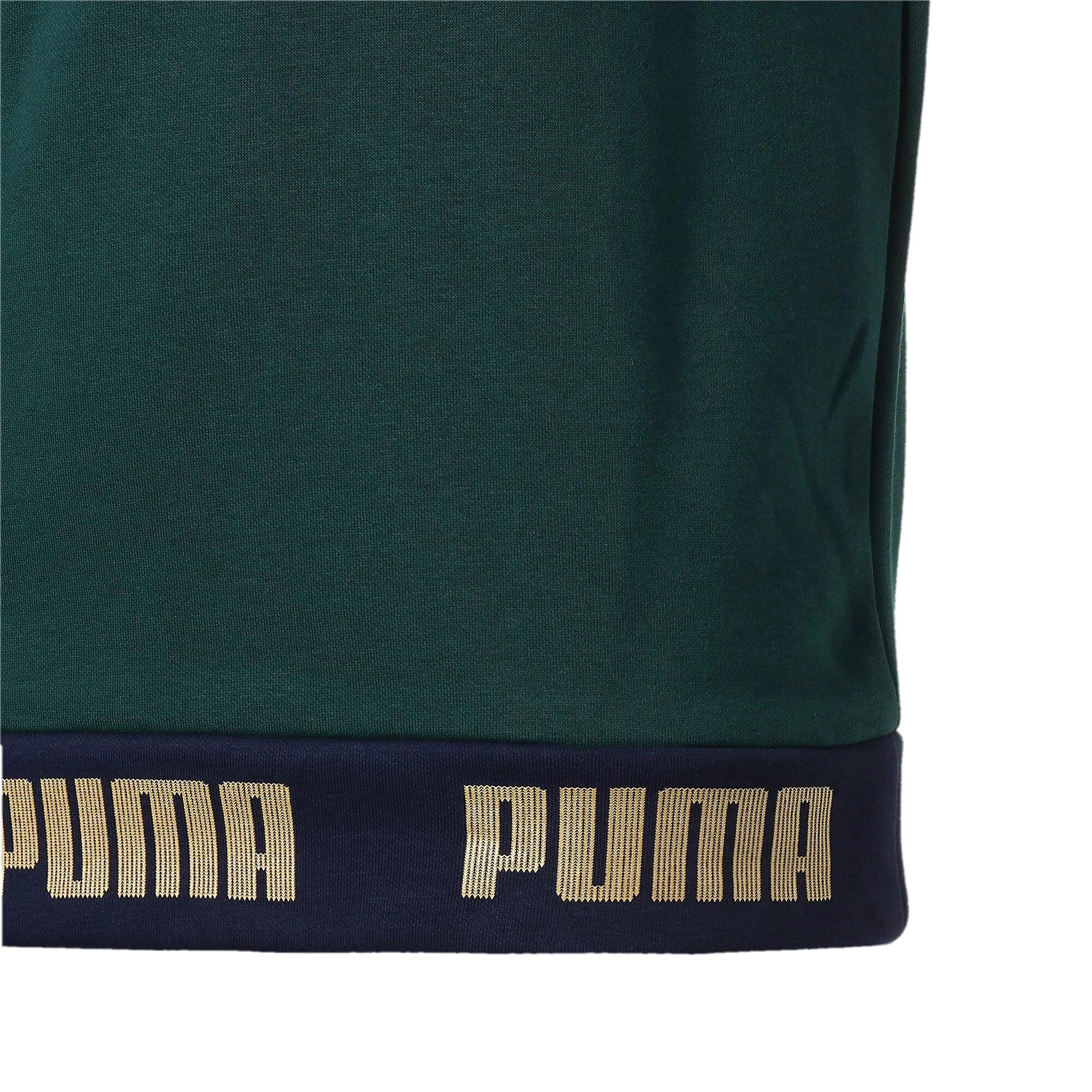 Thumbnail 6 of FIGC イタリア FTBL CULTURE クルースウェット, Ponderosa Pine-Team Gold, medium-JPN