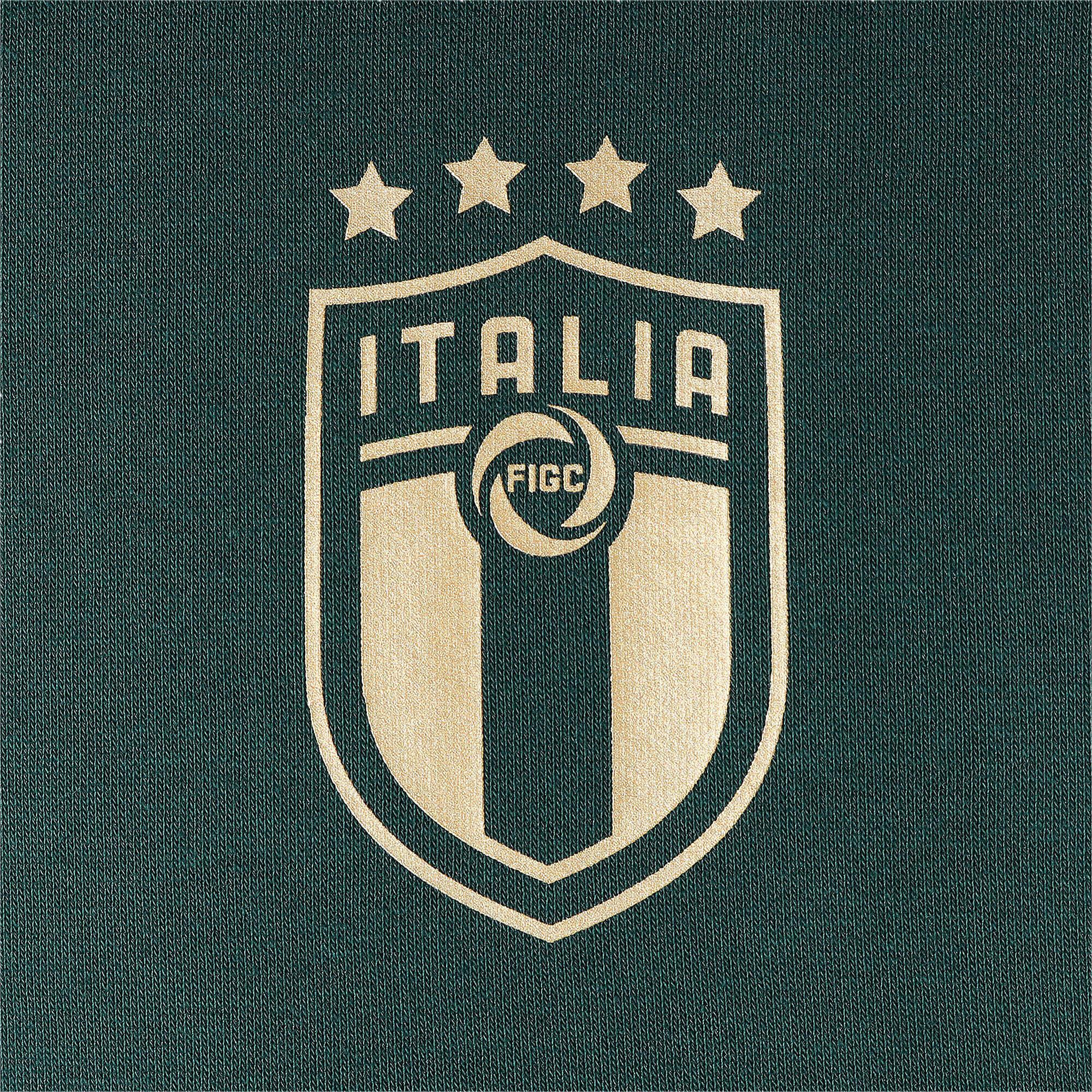Thumbnail 7 of FIGC イタリア FTBL CULTURE クルースウェット, Ponderosa Pine-Team Gold, medium-JPN
