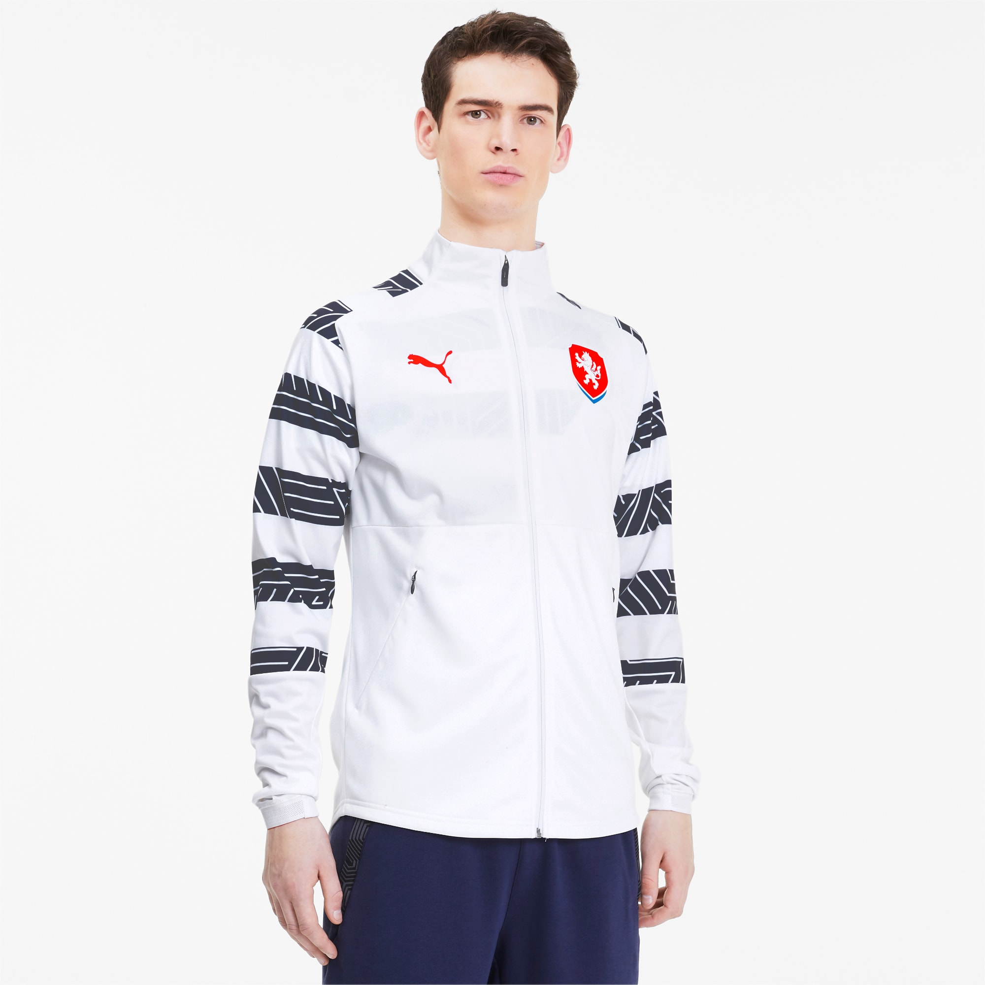 Czech Republic Men's Stadium Jacket