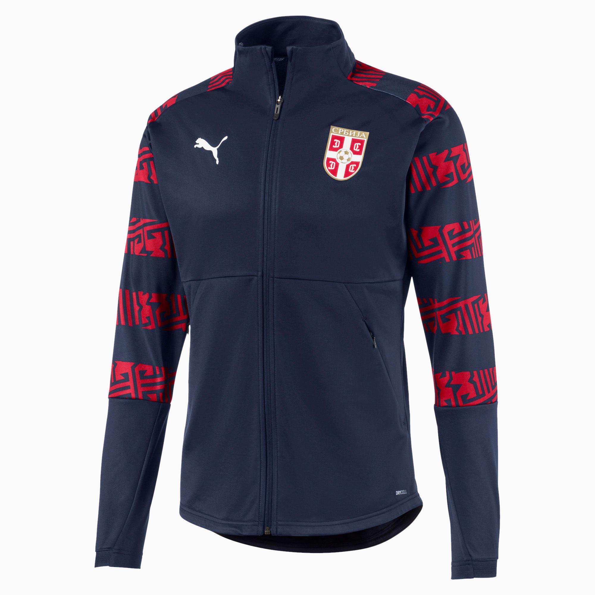 Serbia Men's Stadium Jacket