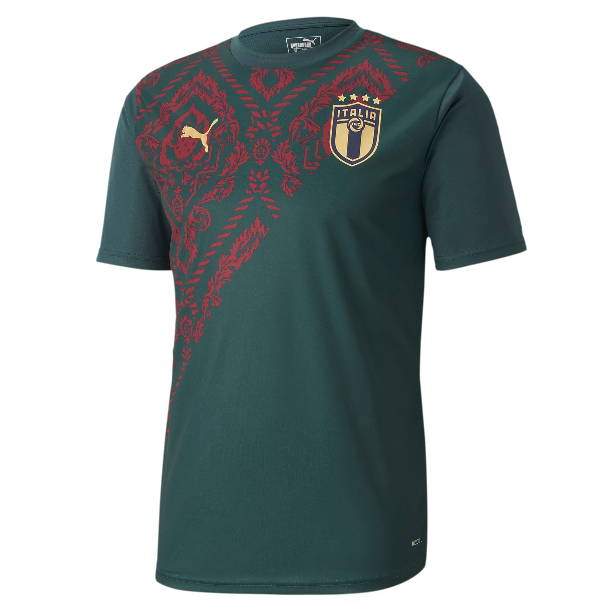 Thumbnail 1 of Italia Men's Third Stadium Jersey, Ponderosa Pine-Cordovan, medium