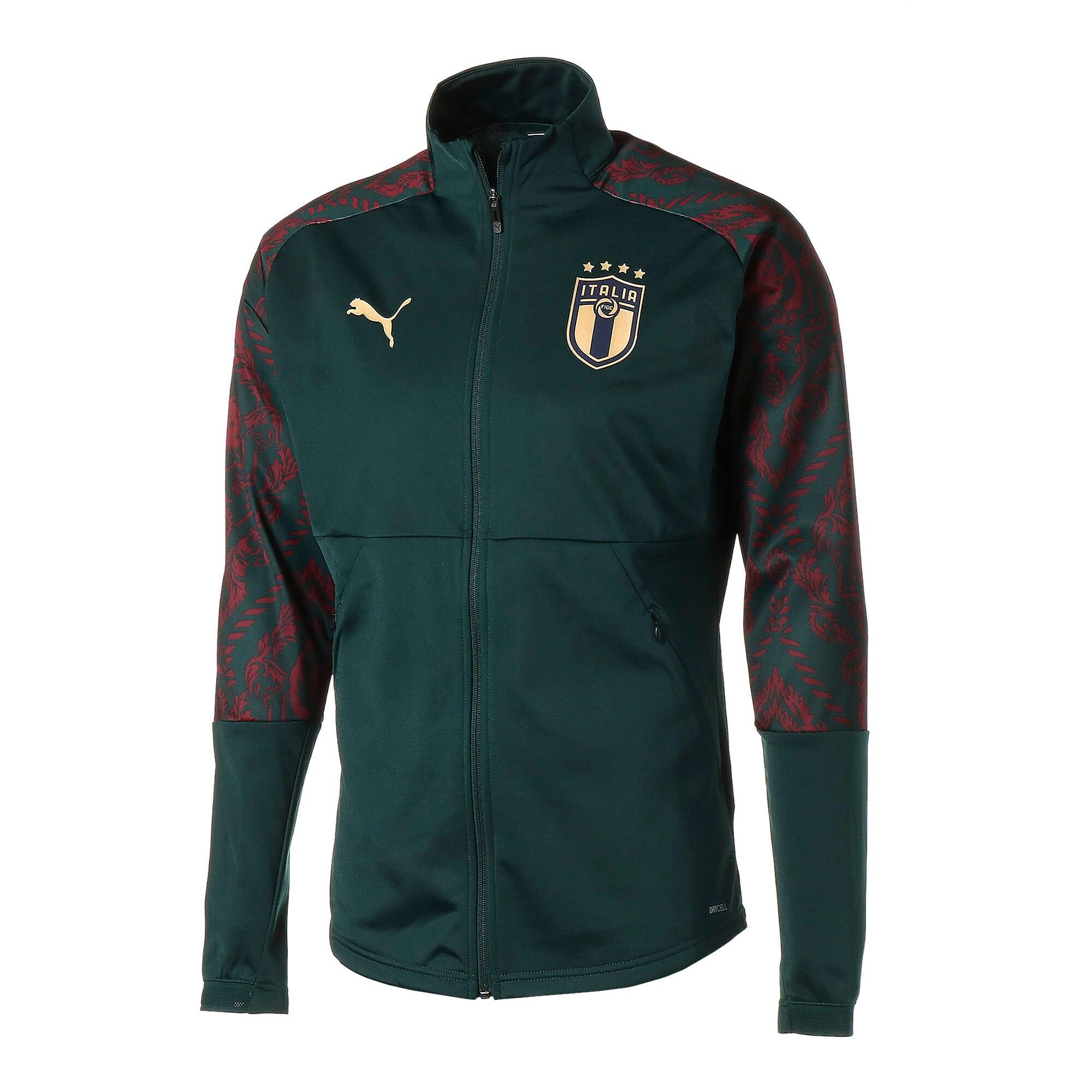 Thumbnail 1 of FIGC イタリア RENAISSANCE スタジアム ジャケット, Ponderosa Pine-Cordovan, medium-JPN