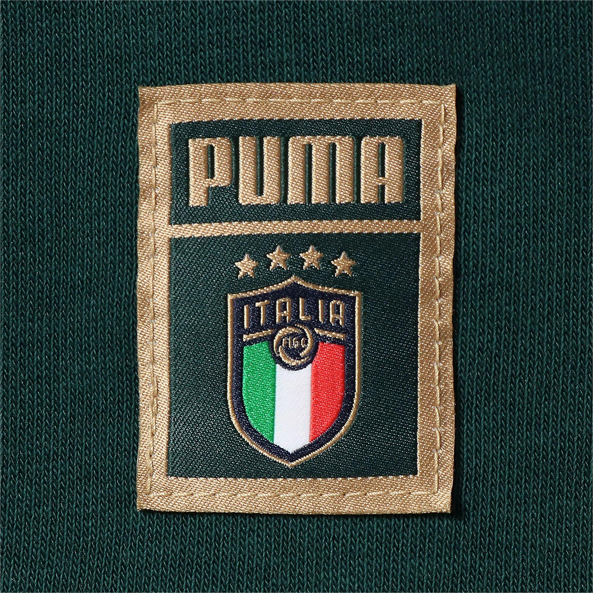 Thumbnail 4 of FIGC イタリア PUMA DNA フーディー, Ponderosa Pine-Team Gold, medium-JPN