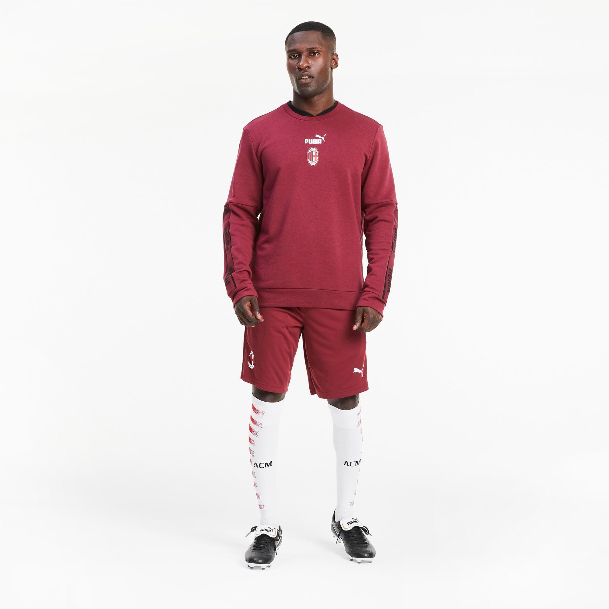Shorts da allenamento con zip AC Milan uomo