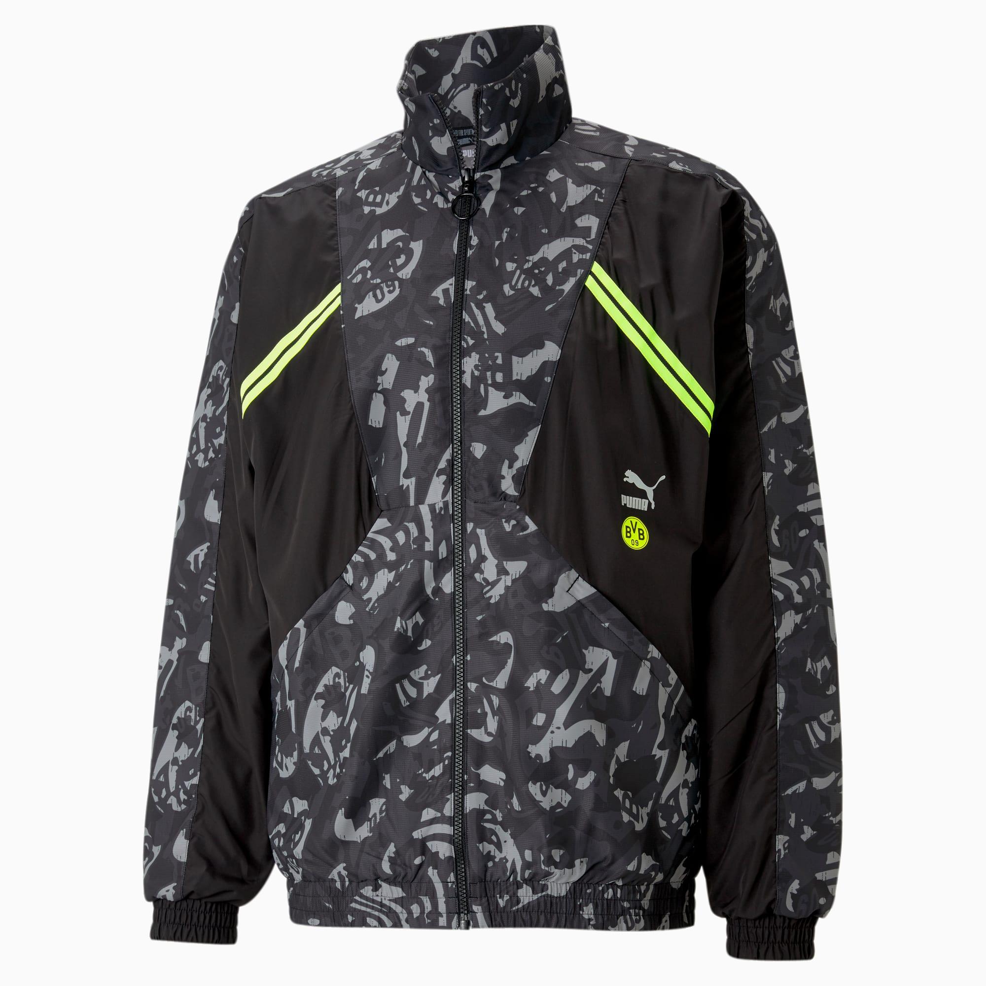 BVB TFS Woven Men's Football Jacket