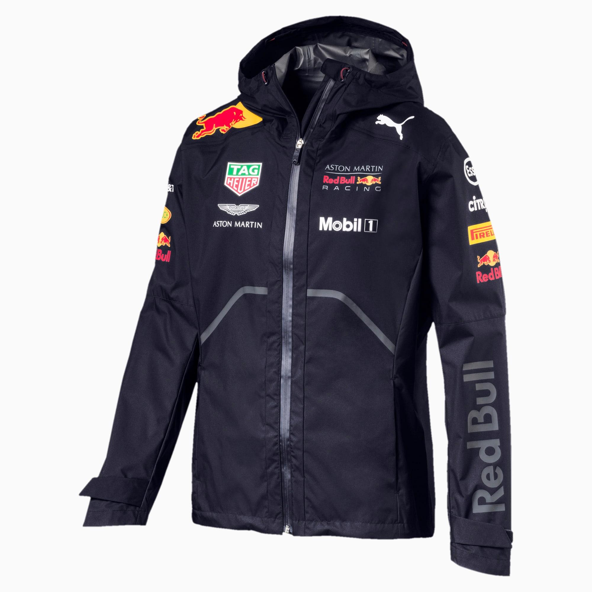 Red Bull Racing Men's Team Rain Jacket