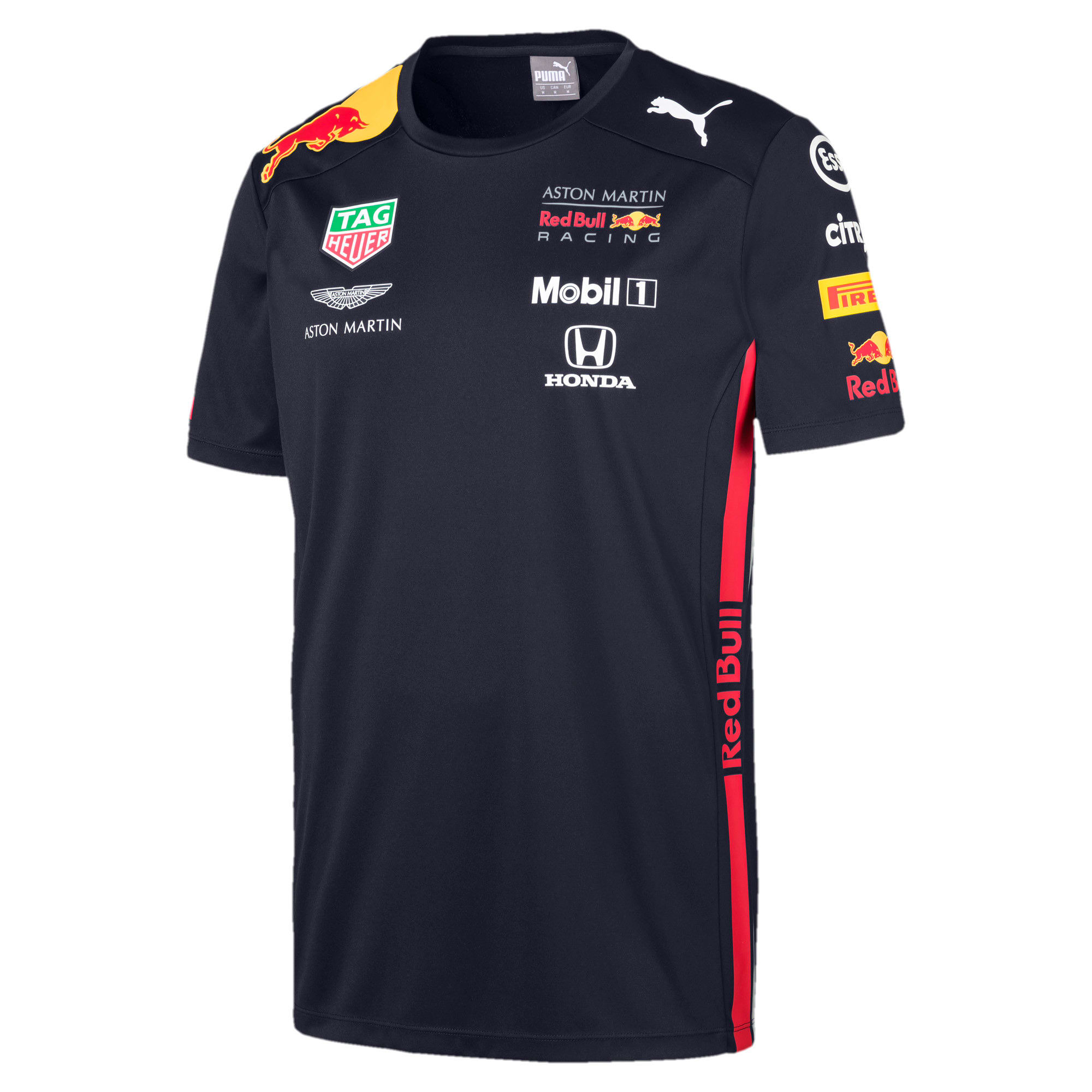 Thumbnail 1 of Red Bull Racing Team T-shirt voor heren, NIGHT SKY, medium