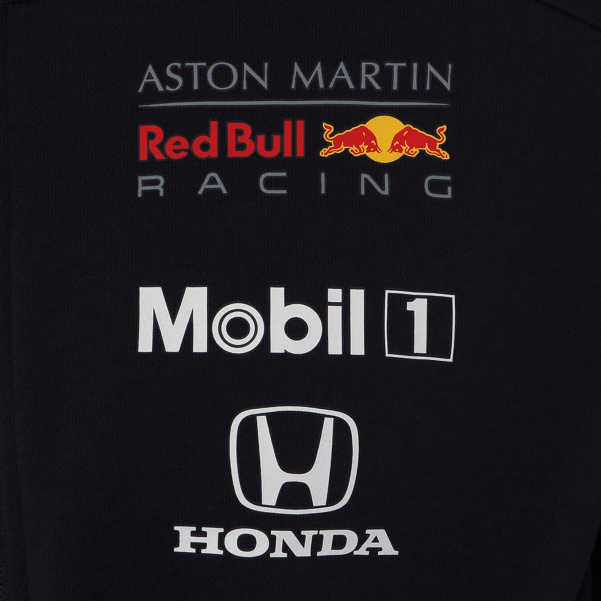Thumbnail 9 of ASTON MARTIN RED BULL RACING チーム フーデッド スウェット ジャケット, NIGHT SKY, medium-JPN