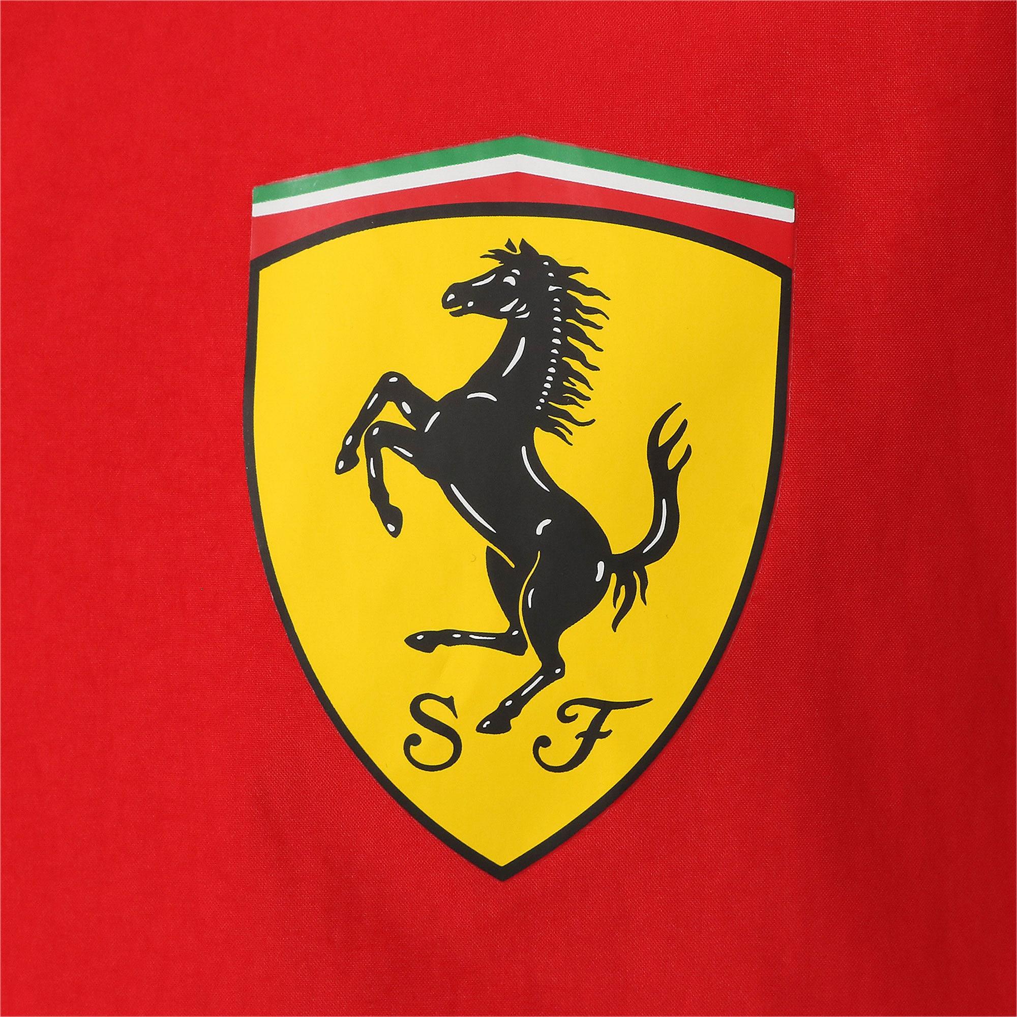 Thumbnail 8 of フェラーリ SF チーム ジャケット, Rosso Corsa-without MW Logo, medium-JPN