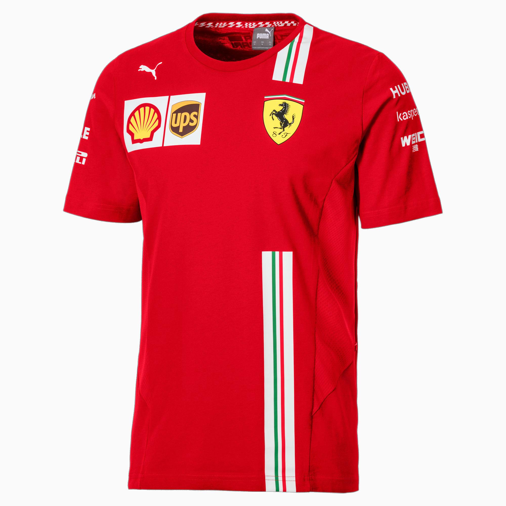 Ferrari Team Herren T Shirt
