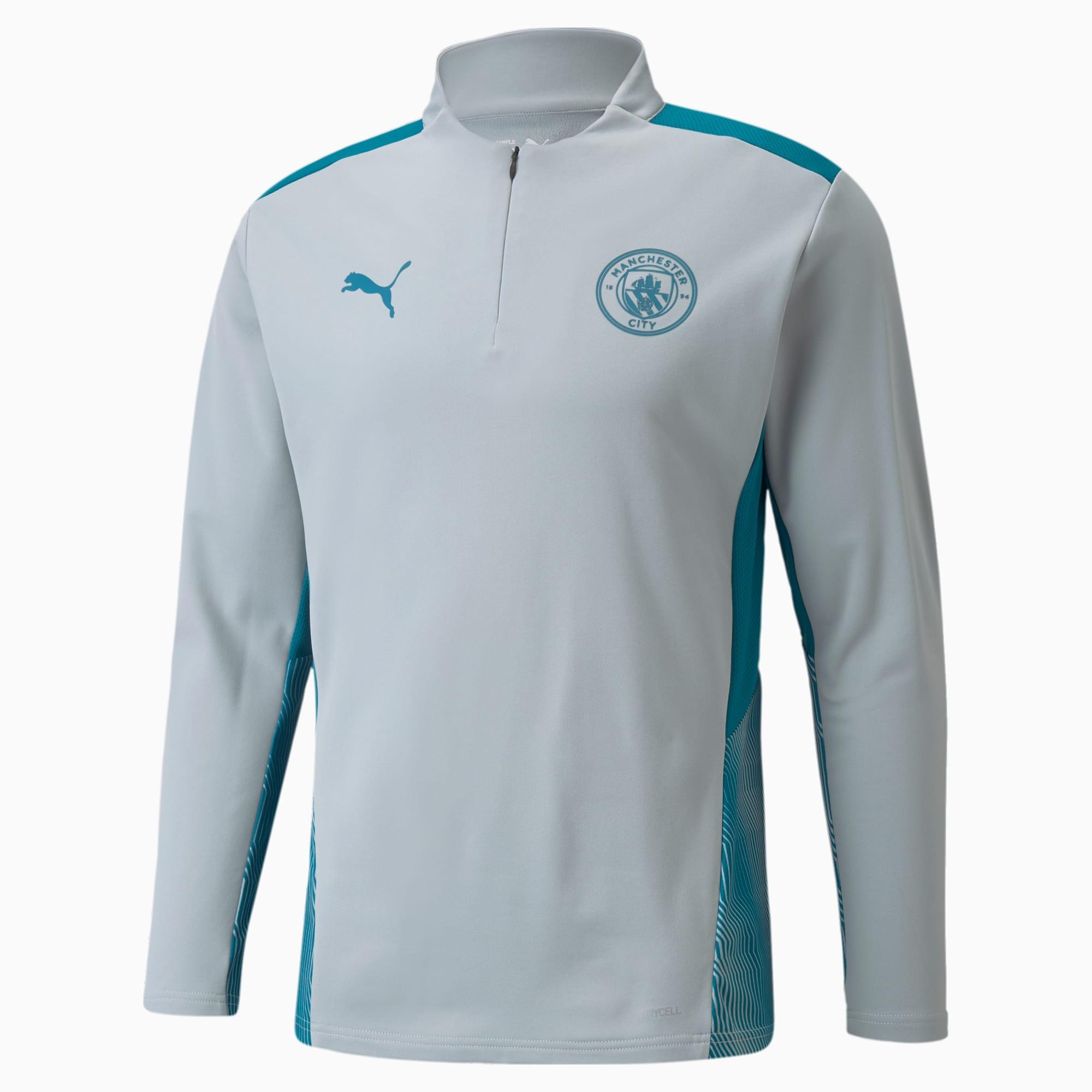 Manchester City Training Quarter-Zip Men's Soccer Top