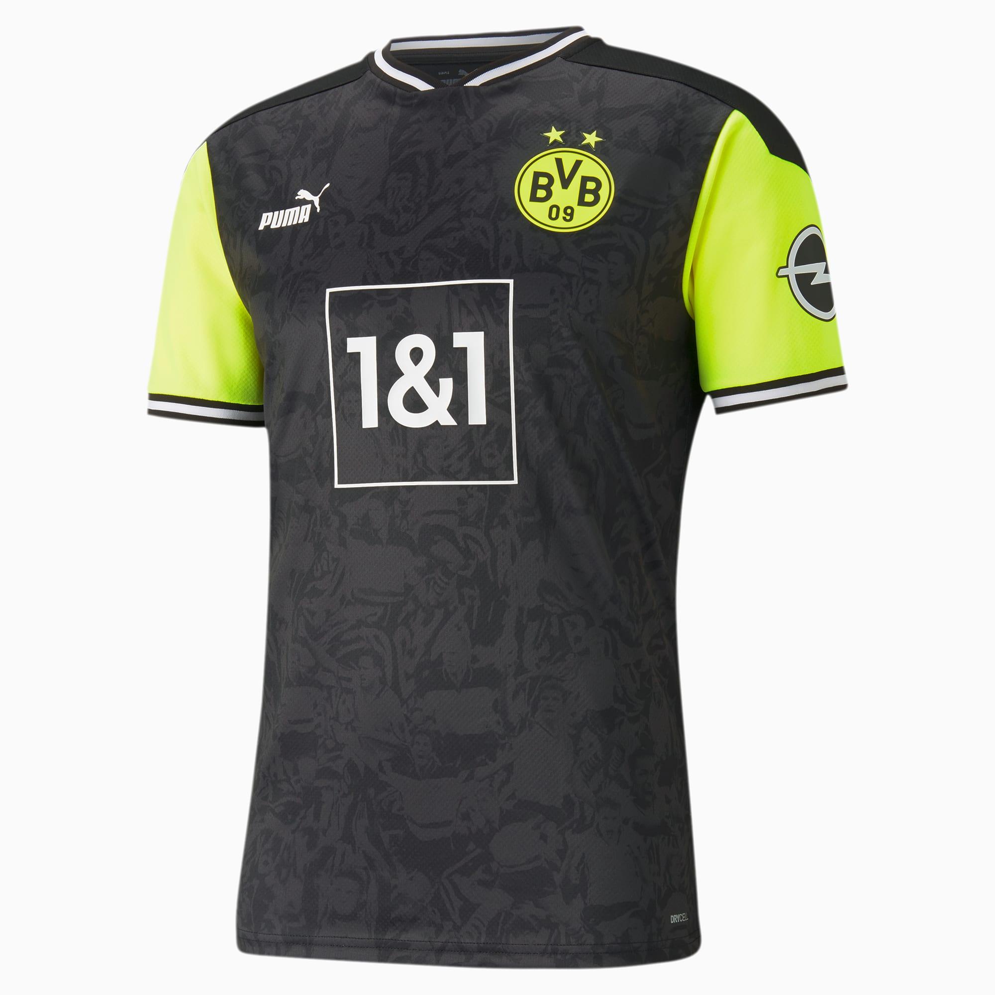 BVB Special Edition Men's Jersey | PUMA BVB | PUMA Luxembourg