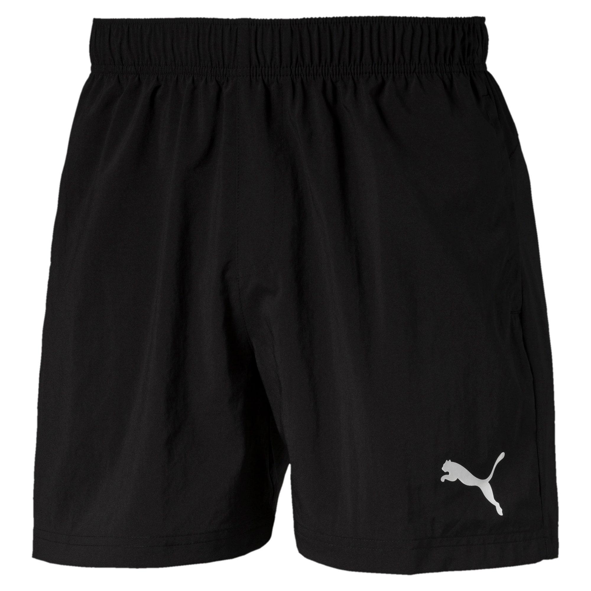 Thumbnail 1 of Active Men's Woven Shorts, Puma Black, medium