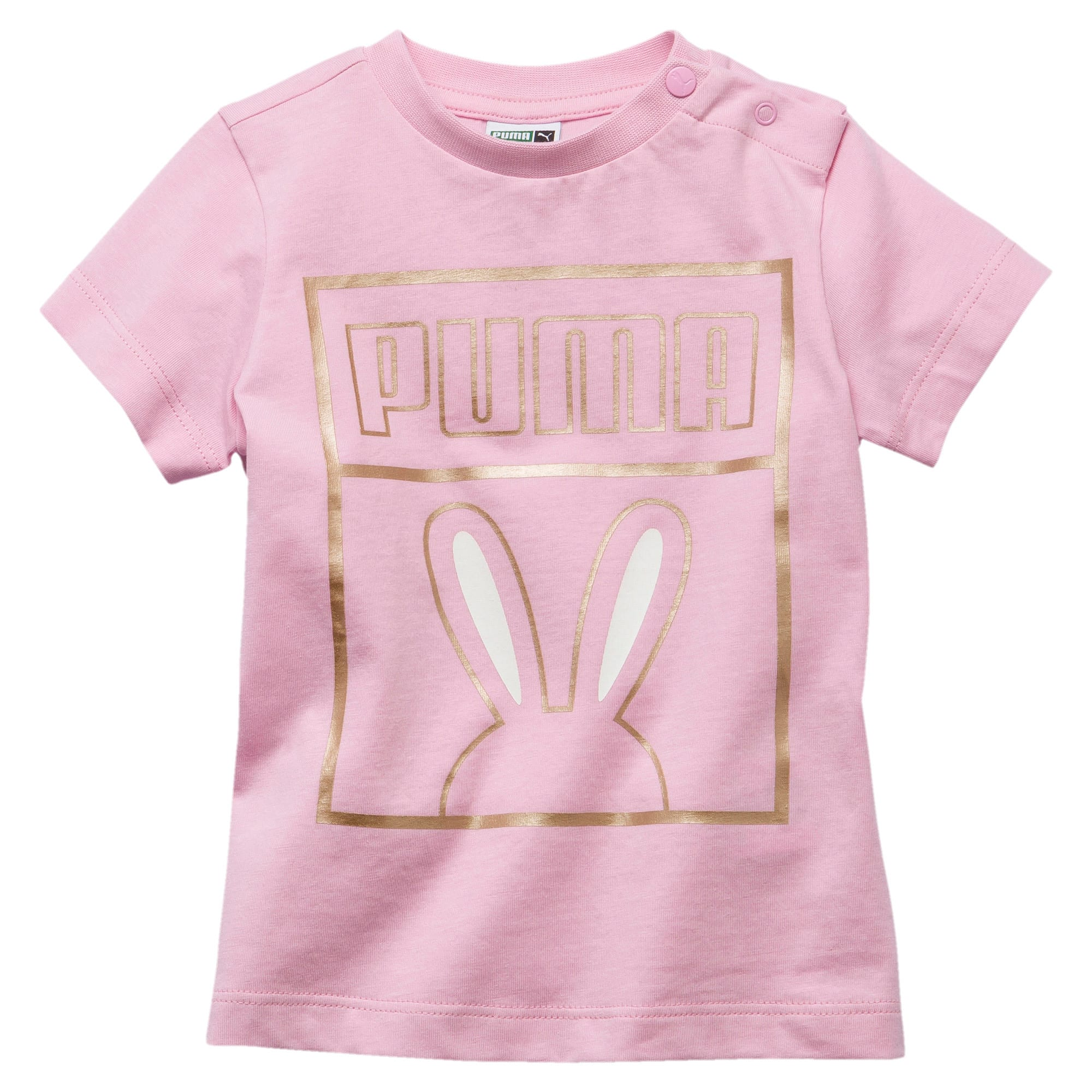 Thumbnail 1 of Easter Babies' Tee, Pale Pink, medium