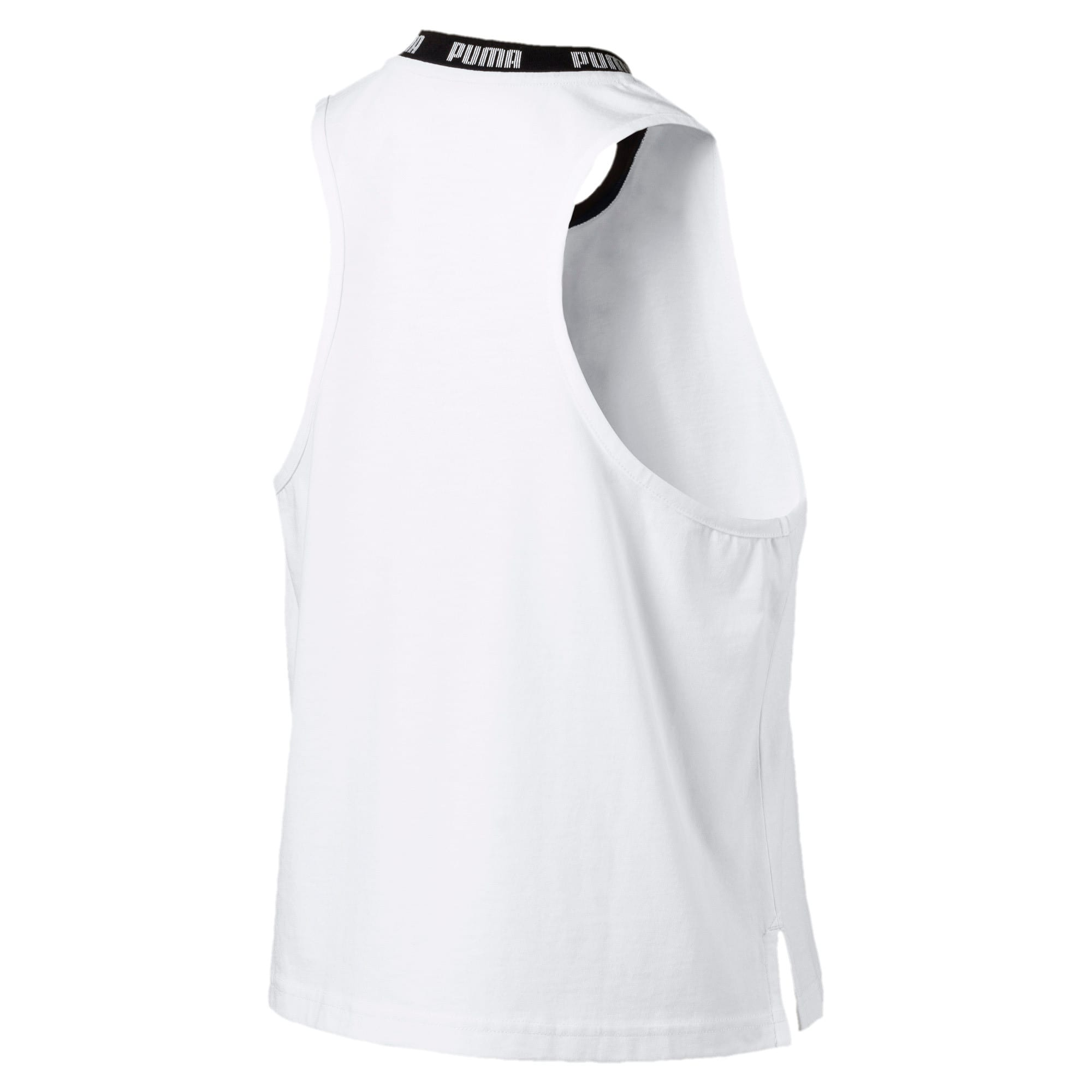 Thumbnail 2 of Amplified Women's Tank Top, Puma White, medium
