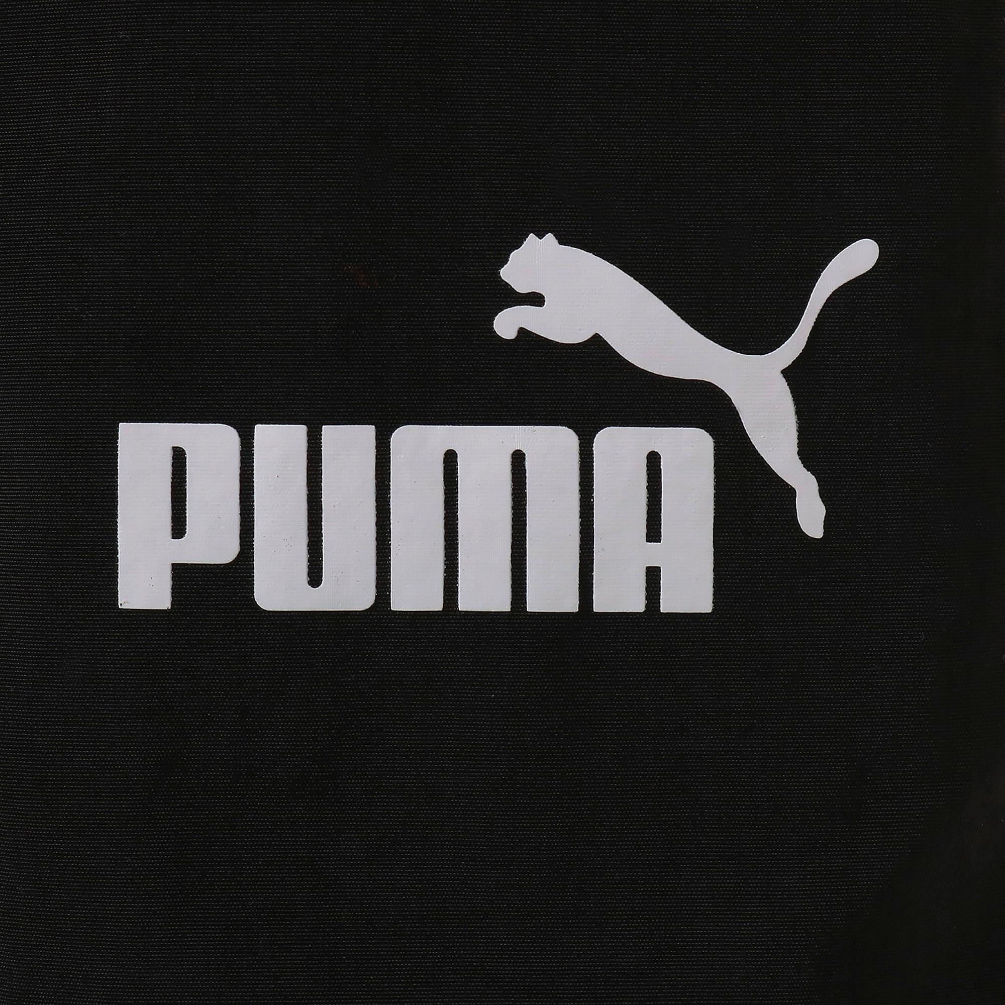 Thumbnail 4 of キッズ ナイロン カプリパンツ, Puma Black, medium-JPN