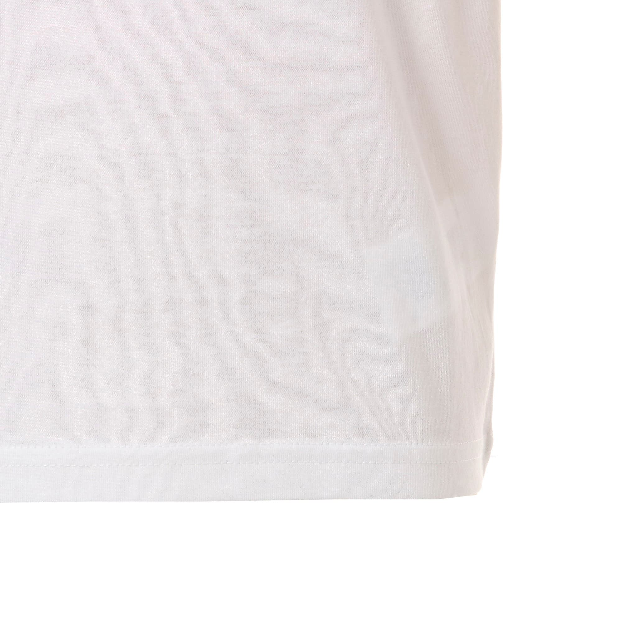 Thumbnail 6 of キッズ ALPHA SS トレンド Tシャツ 半袖, Puma Black, medium-JPN