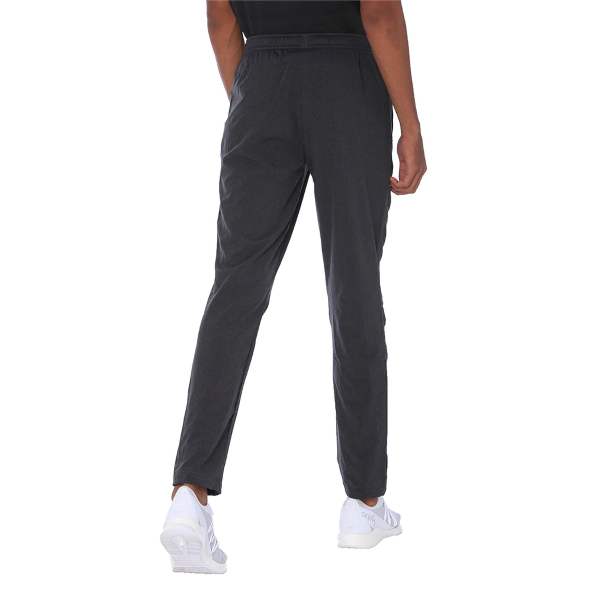 Thumbnail 5 of one8 VK Men's Active Pants, Dark Gray Heather, medium-IND