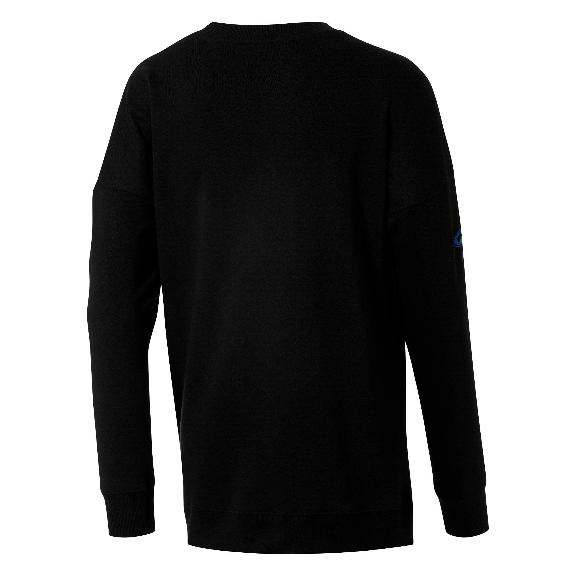 Thumbnail 3 of OG Men's Crewneck Sweatshirt, Puma Black, medium