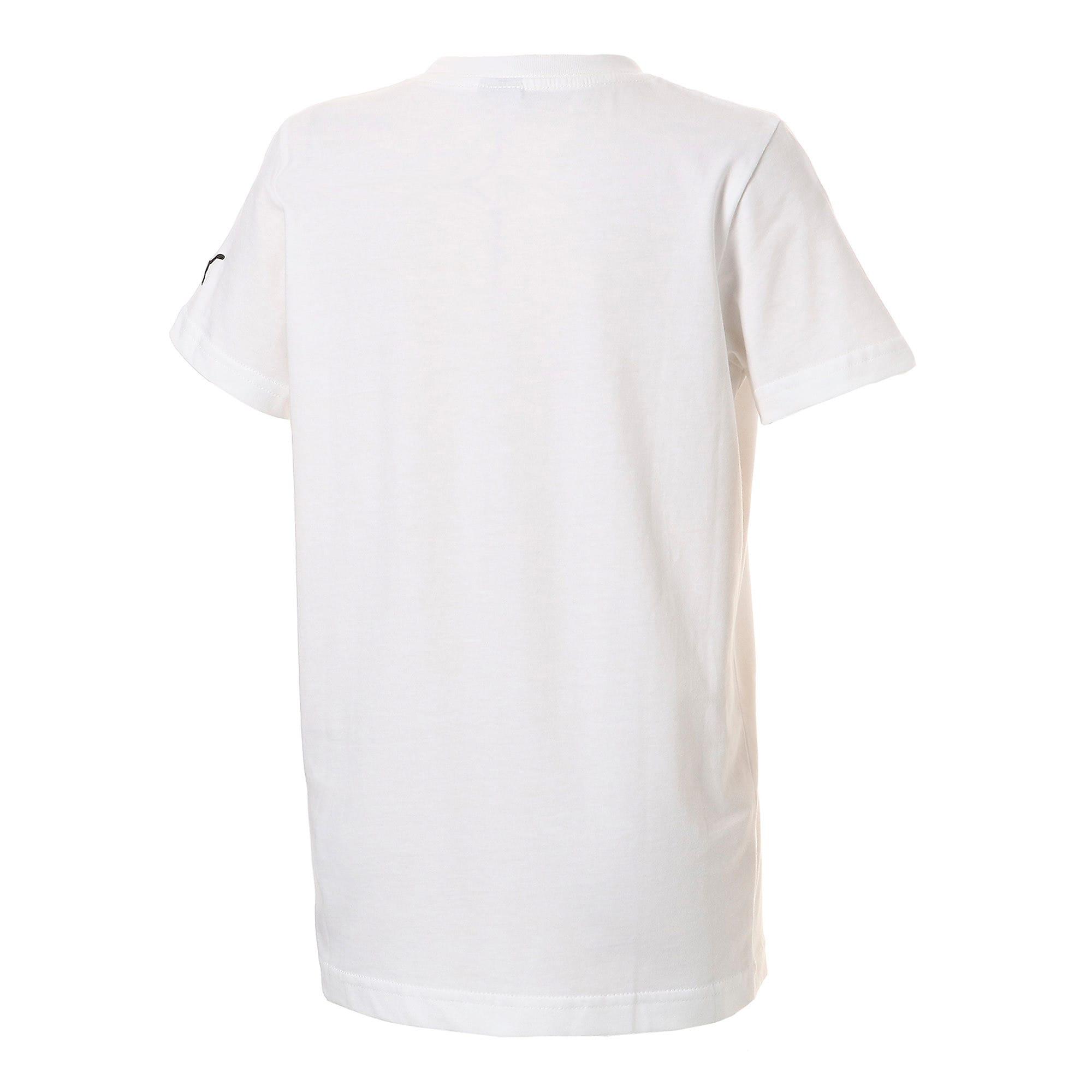 Thumbnail 3 of キッズ シティー 半袖 Tシャツ 2 OSAKA 大阪, Puma White, medium-JPN