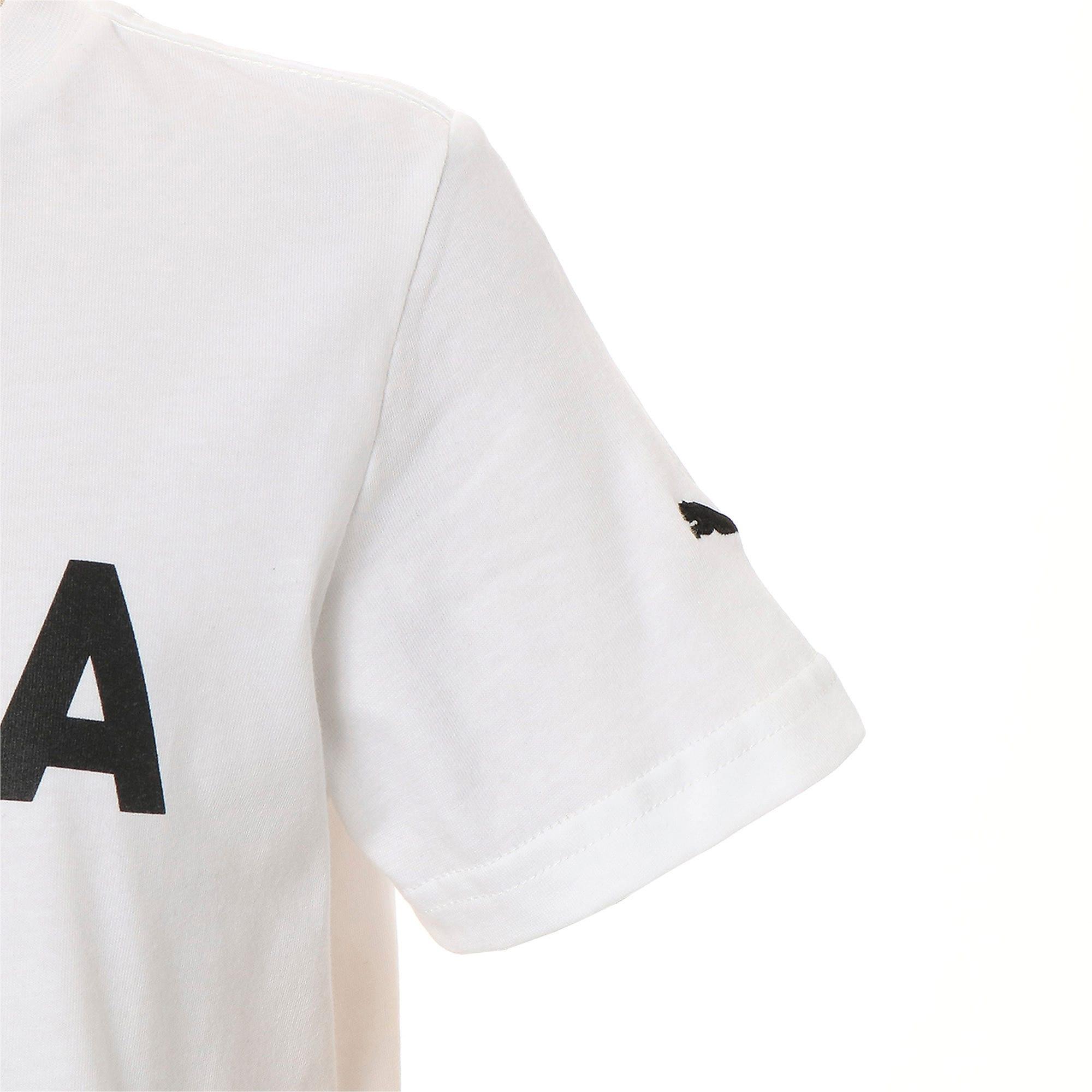 Thumbnail 5 of キッズ シティー 半袖 Tシャツ 2 OSAKA 大阪, Puma White, medium-JPN