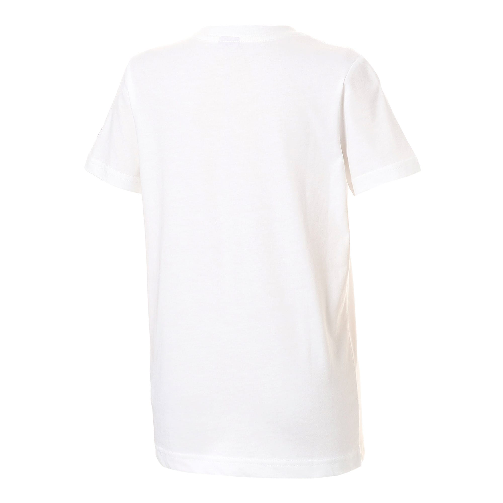 Thumbnail 3 of キッズ シティー 半袖 Tシャツ TOKYO 東京, Puma White, medium-JPN