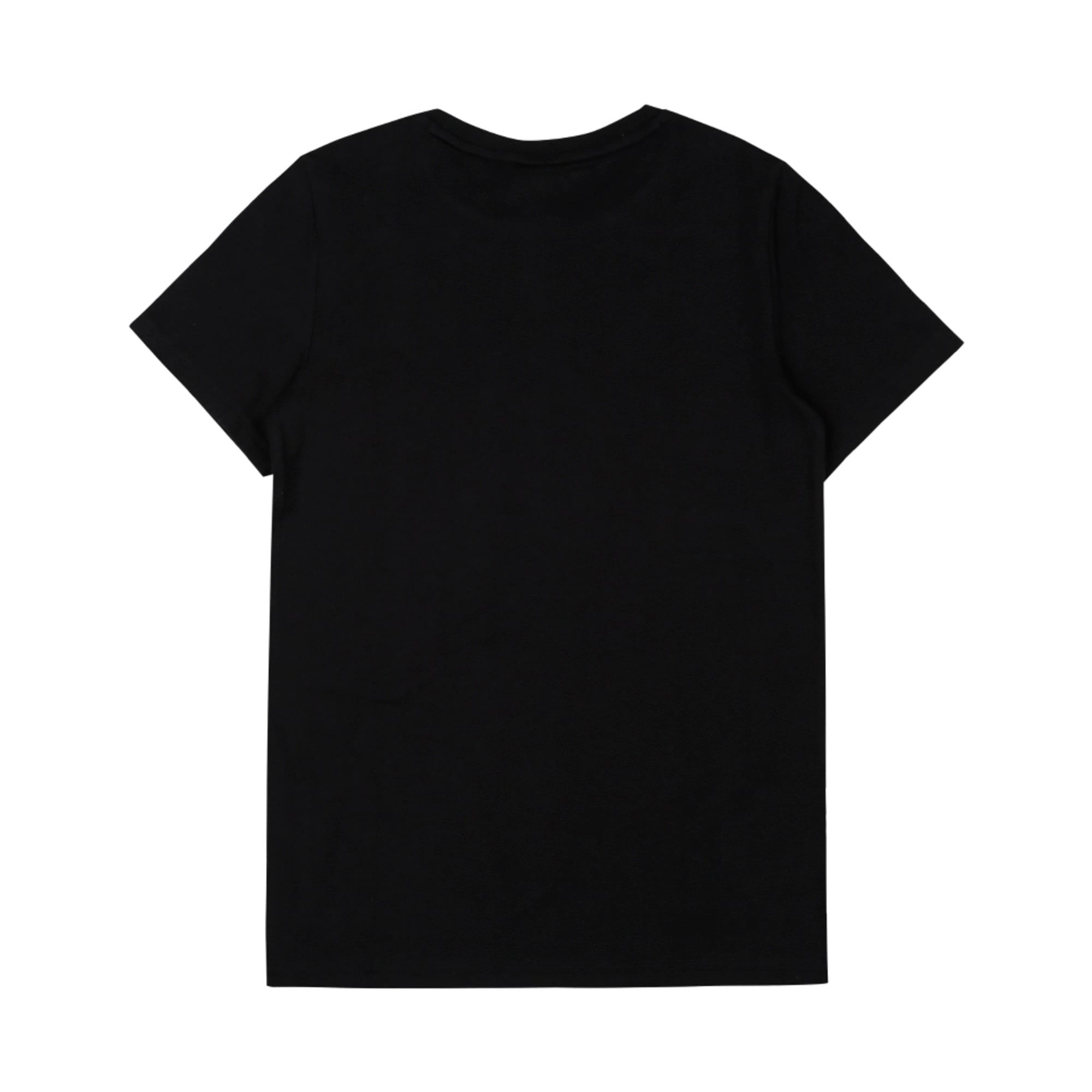 Thumbnail 3 of Style Graphic Tee, Cotton Black, medium-IND