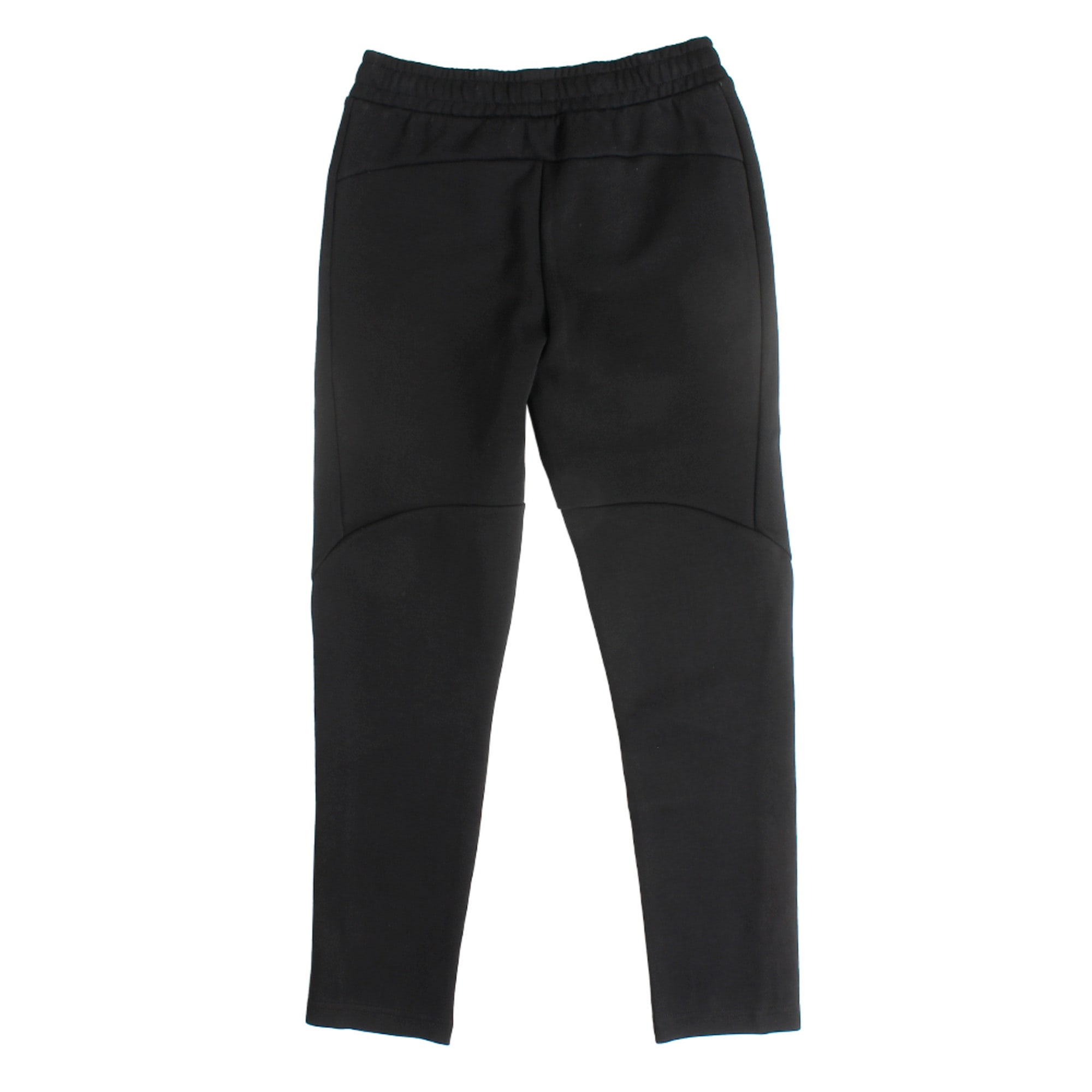 Thumbnail 1 of Evostripe Move Boys' Pants, Cotton Black, medium-IND